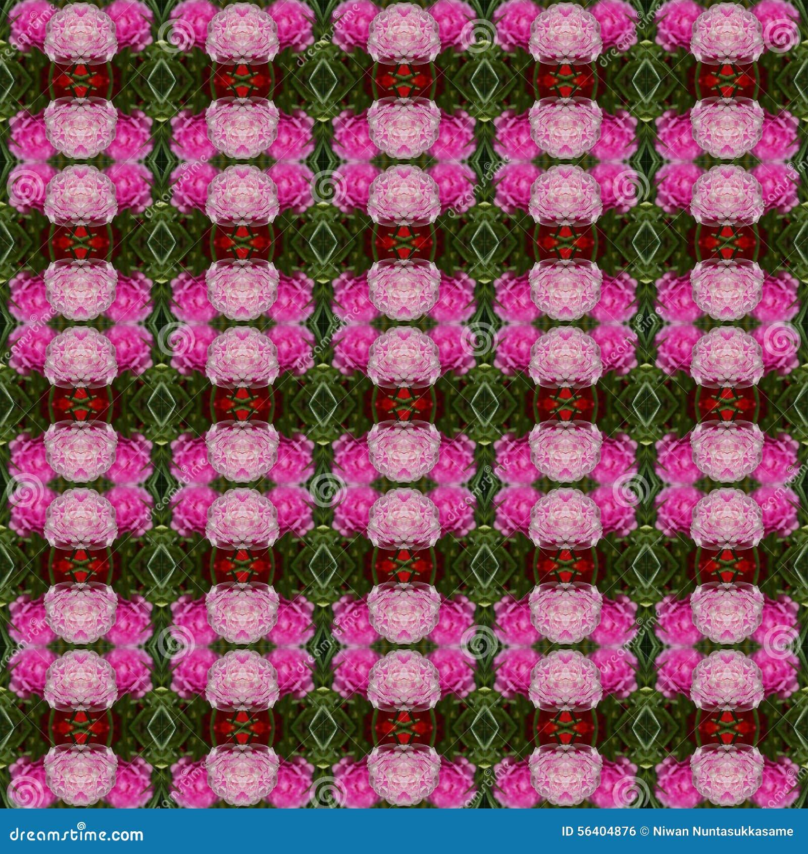 Portulaca-Blume nahtlos