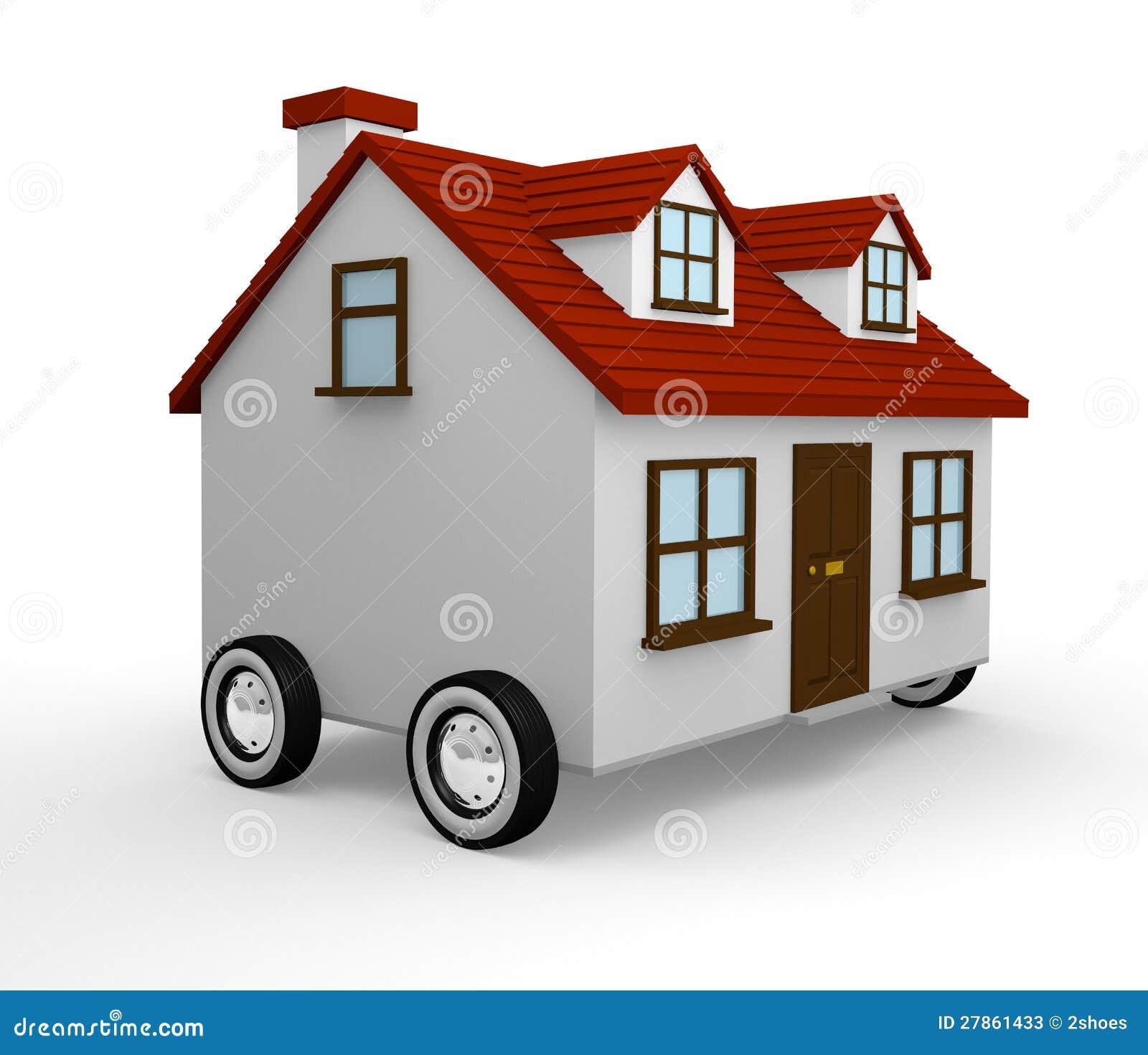 Poruszający Dom