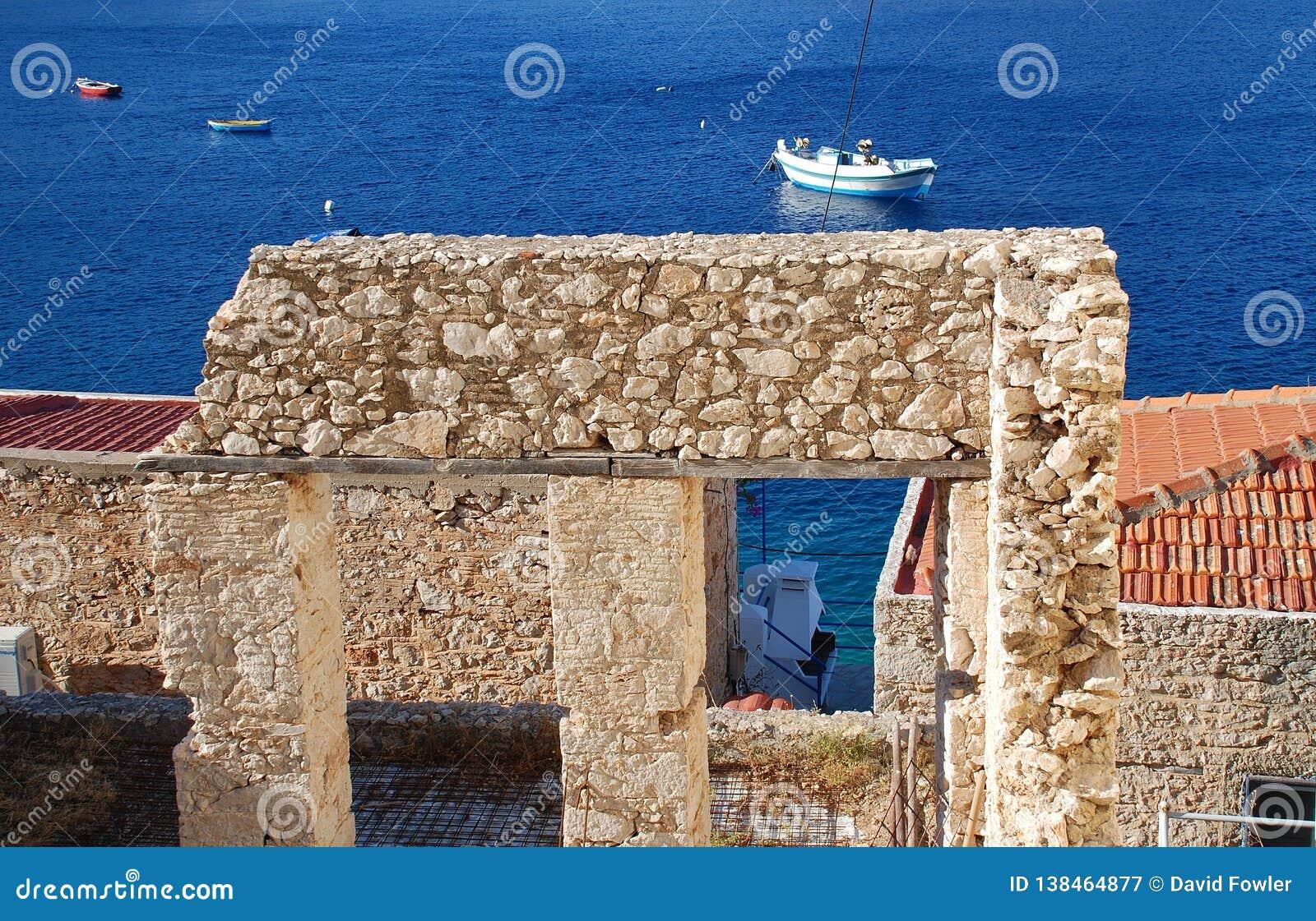 Porzucony schronienie budynek, Halka