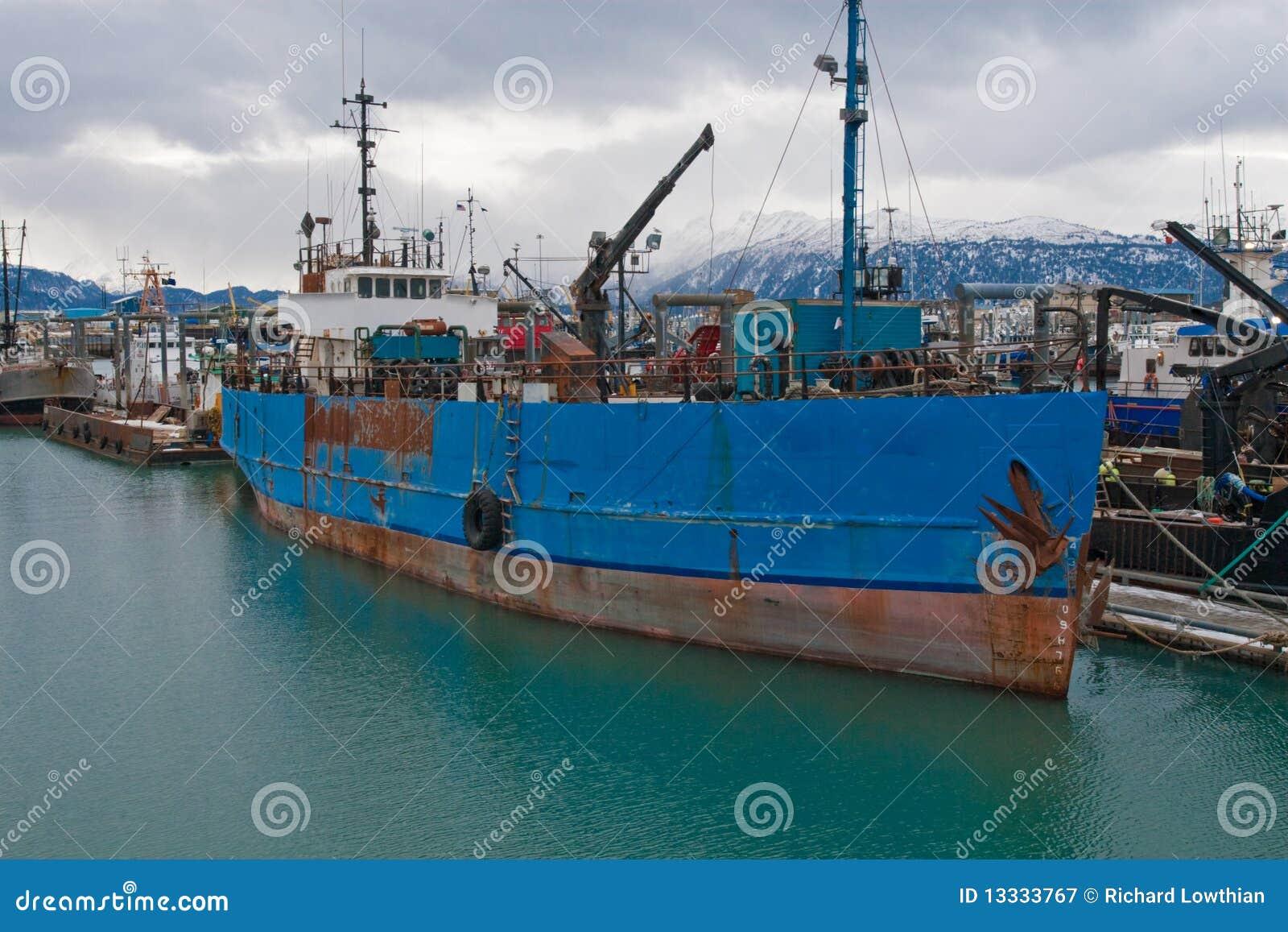 Porzucony statek