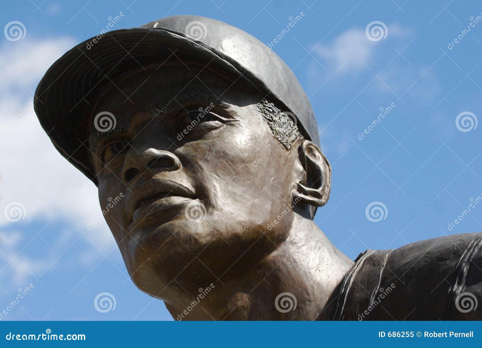 Posąg baseballu