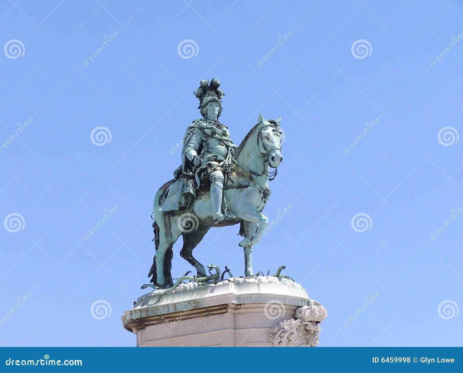 Posąg lizbońskiego
