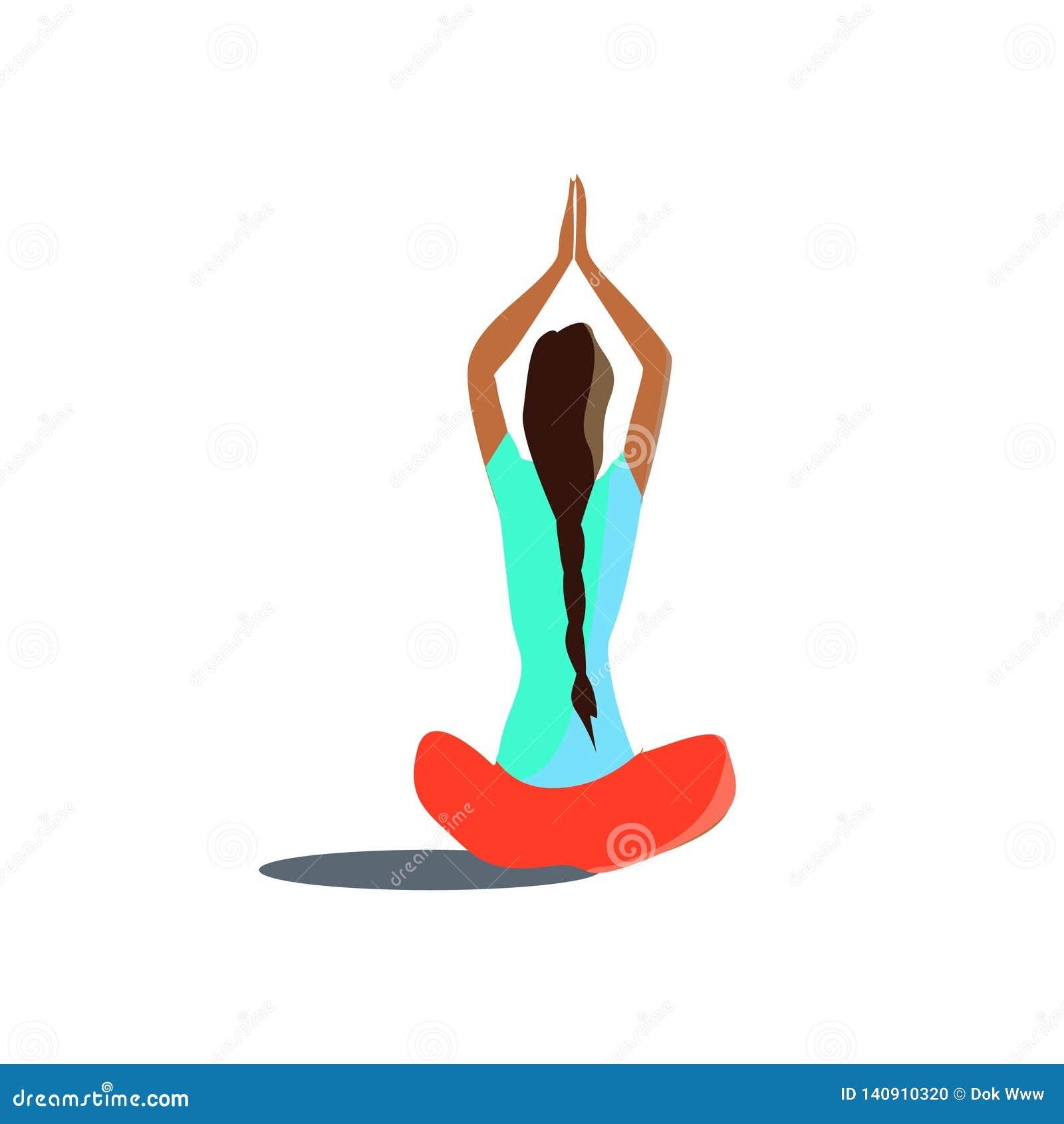 Posa Asana di yoga