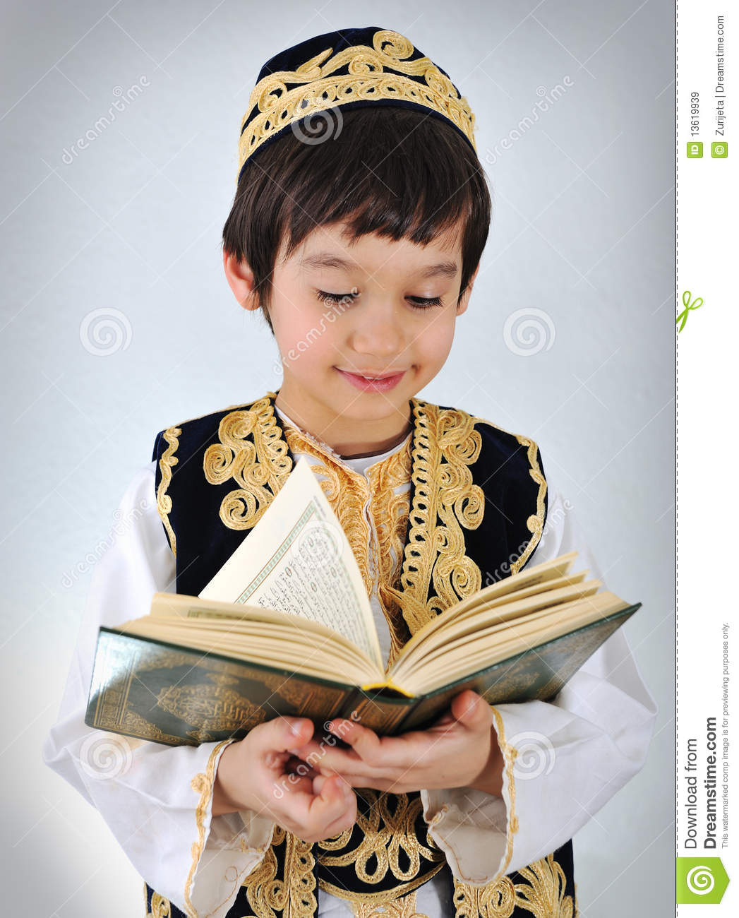 Kids with quran
