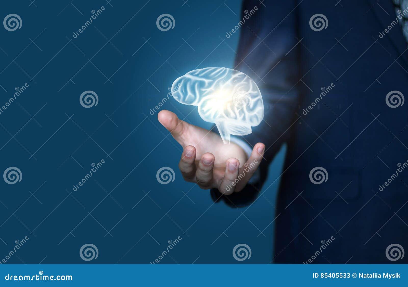 Posibilidades grandes de la mente en negocio