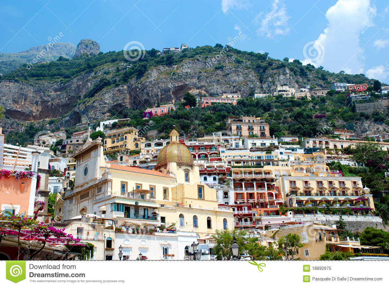 Travel Time From Naples To Positano