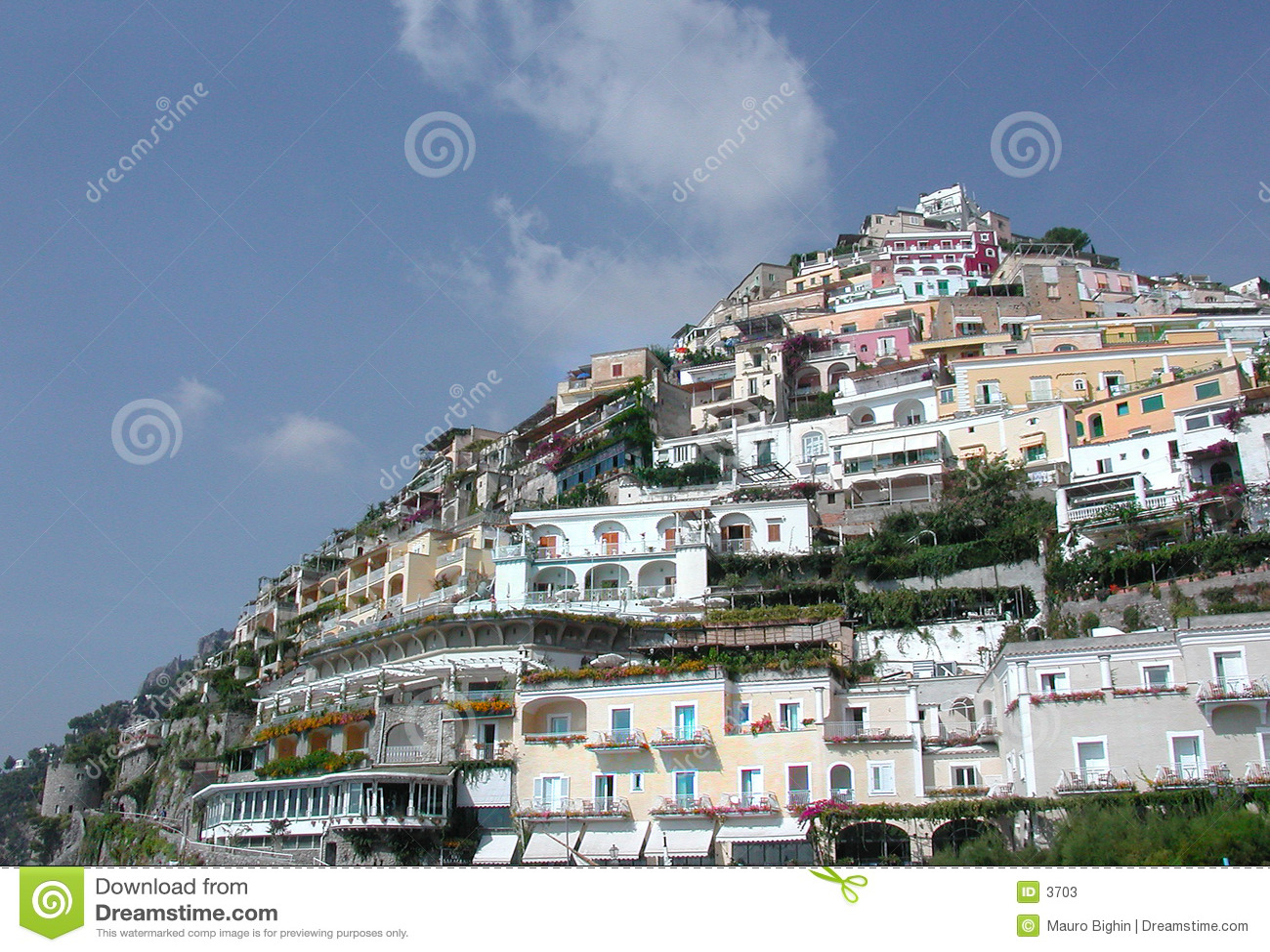 Positano, Nápoles, Italy
