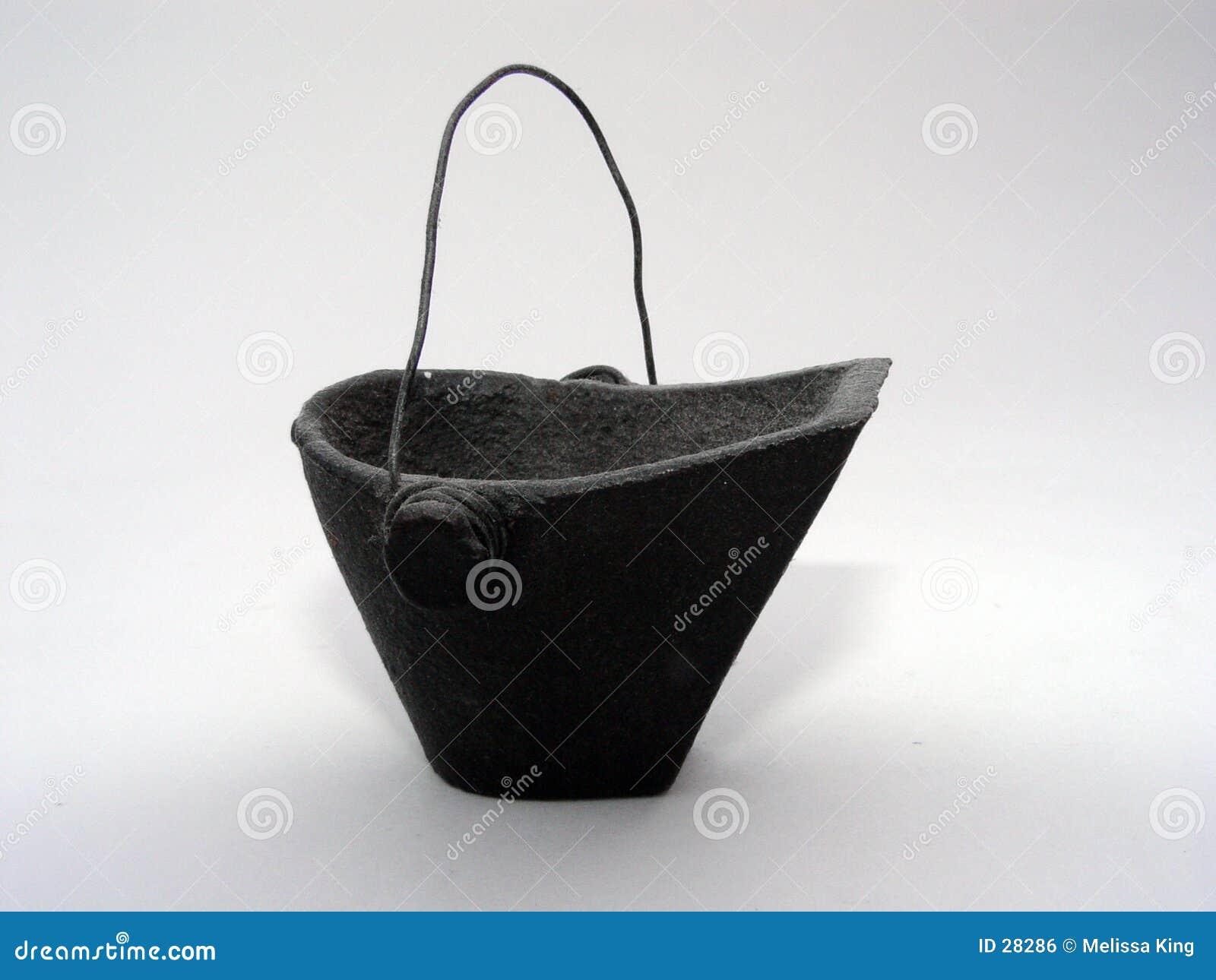 Position de charbon