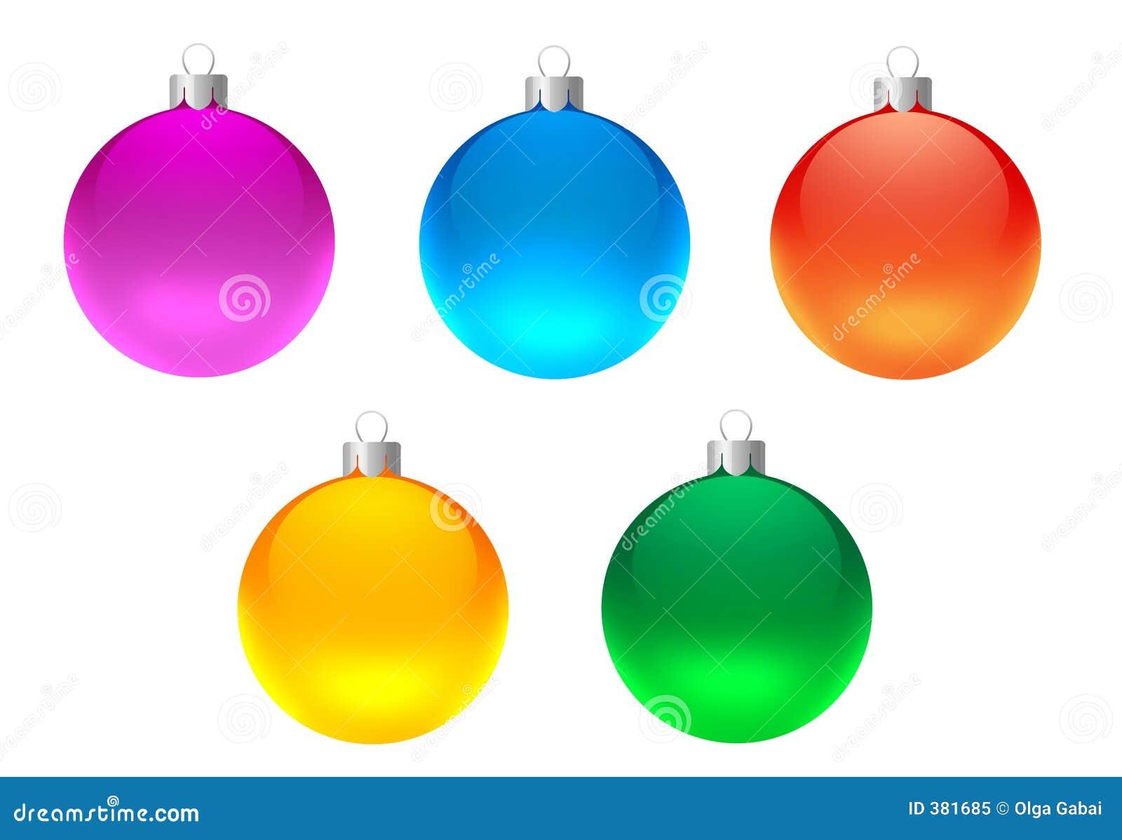 Positionnement de décoration de Noël