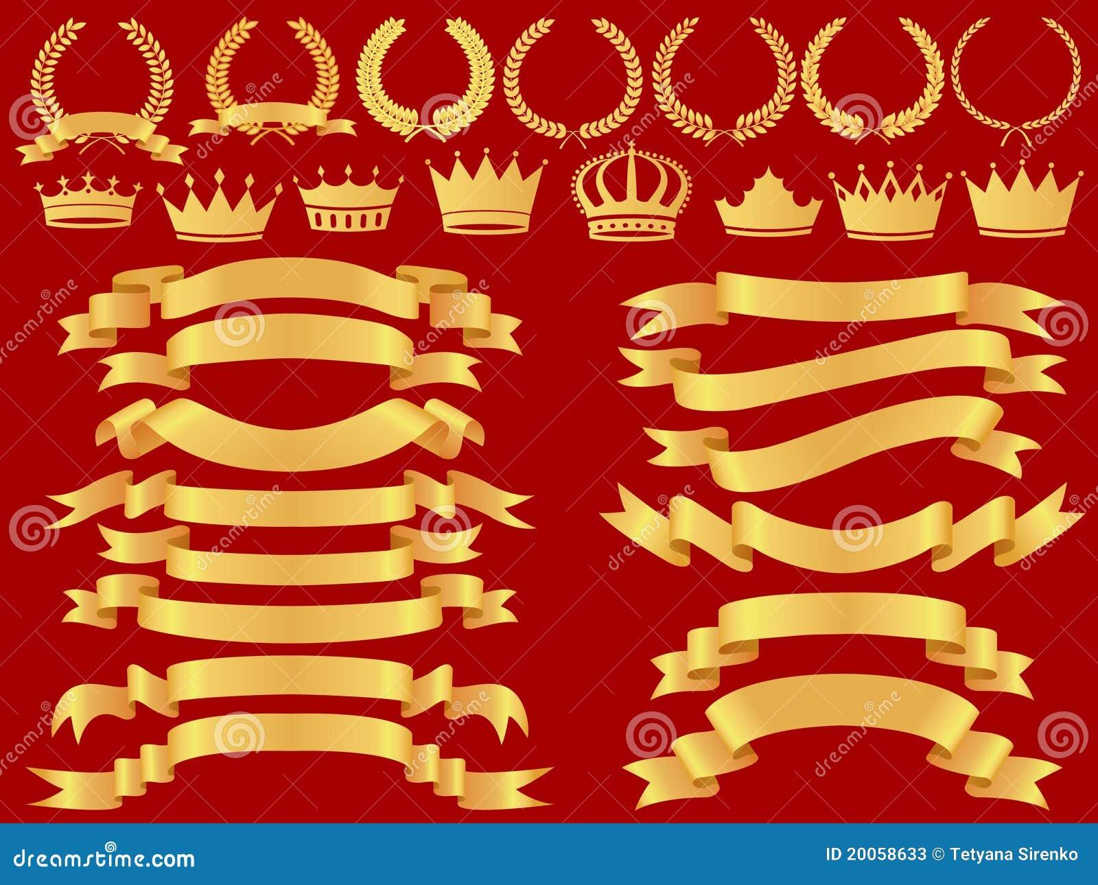 Positionnement de drapeau d or
