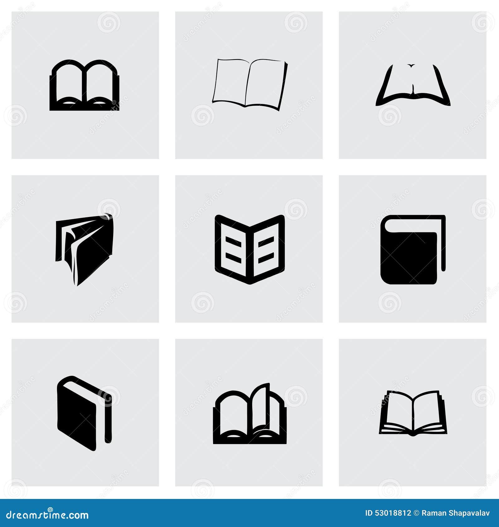 Positionnement De Graphisme De Livre De Vecteur Illustration