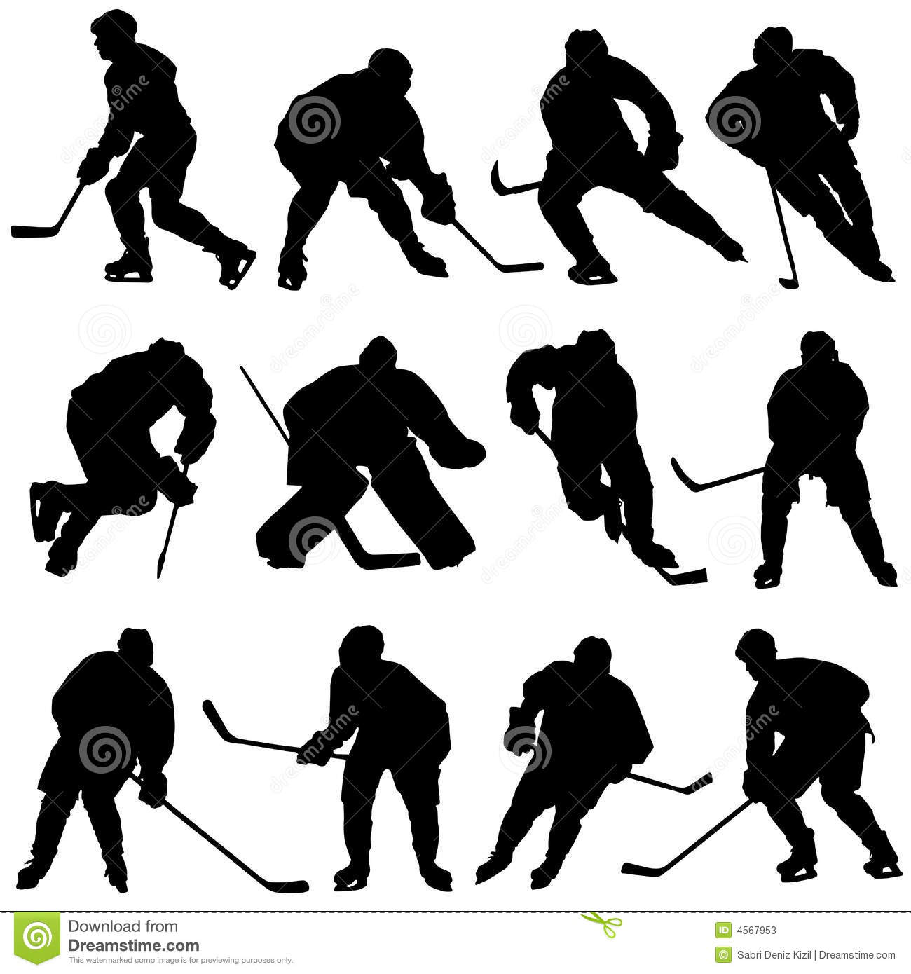 positionnement de hockey sur glace illustration de vecteur hockey goalie clipart free ice hockey goalie clipart