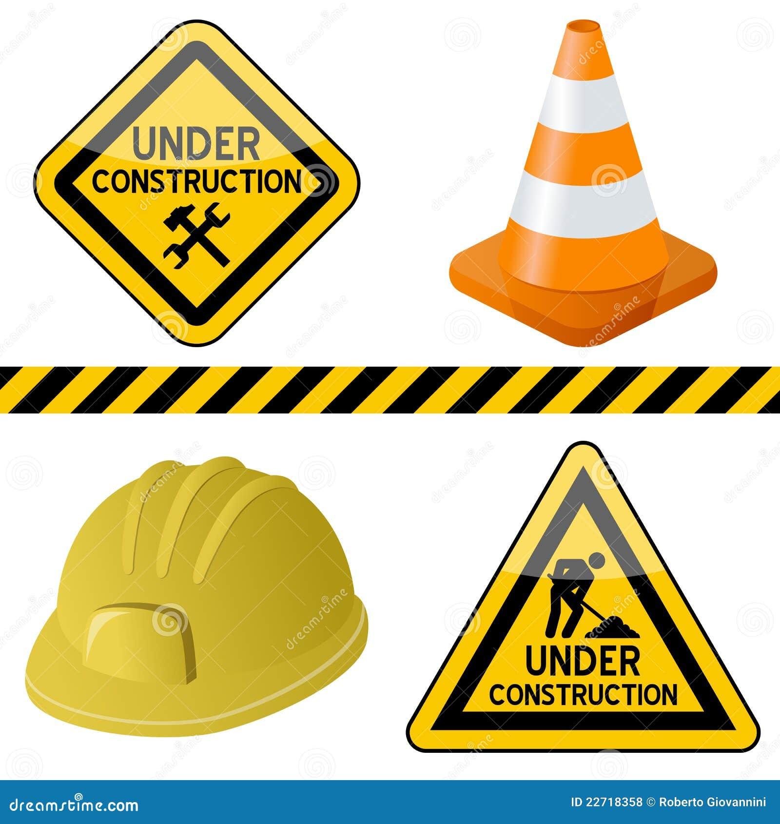 Positionnement De Symboles En Construction Photos Libres