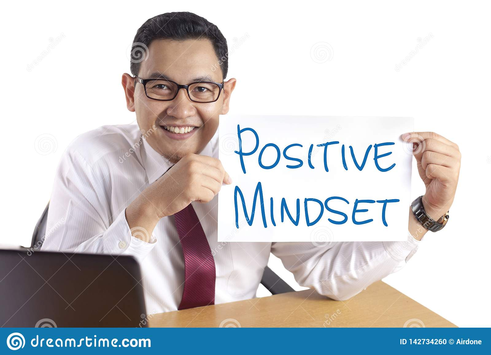 Positive Denkrichtung, Motivwort-Zitat-Konzept