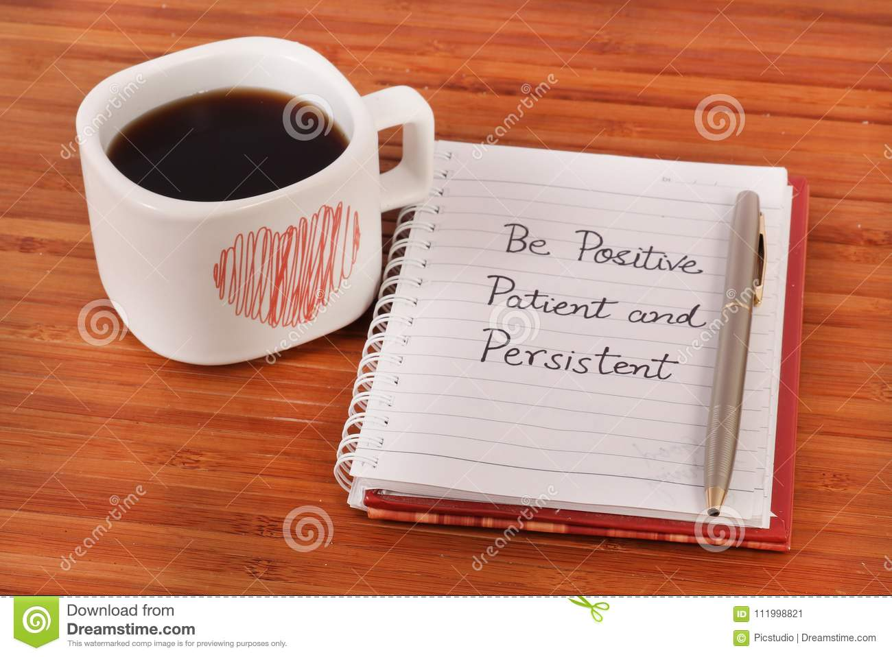 positive quotes stock image image of paper black