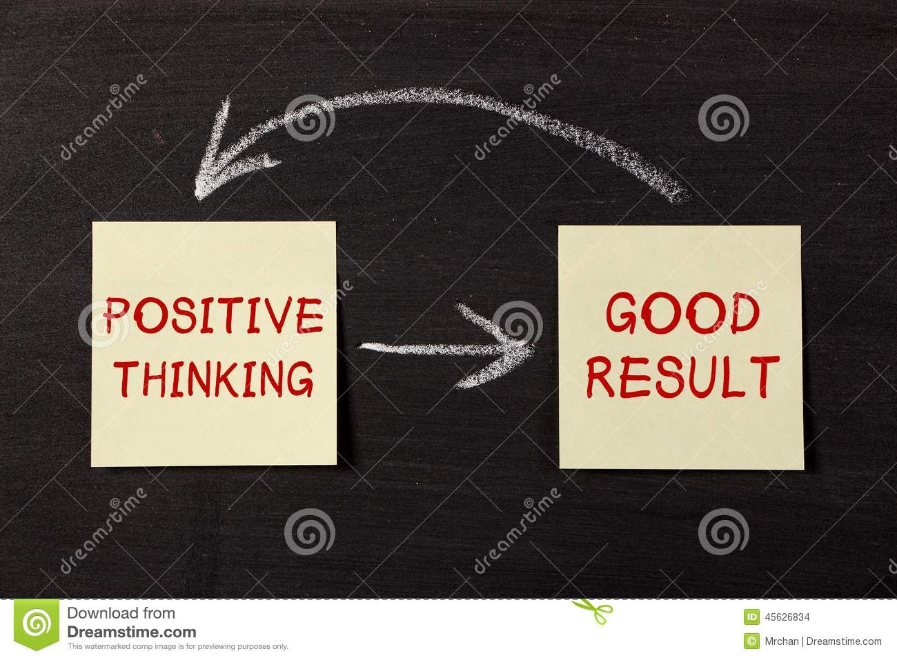 positive-thinking-good-result-sticky-notes-pasted-blackboard-background-chalk-arrows-45626834
