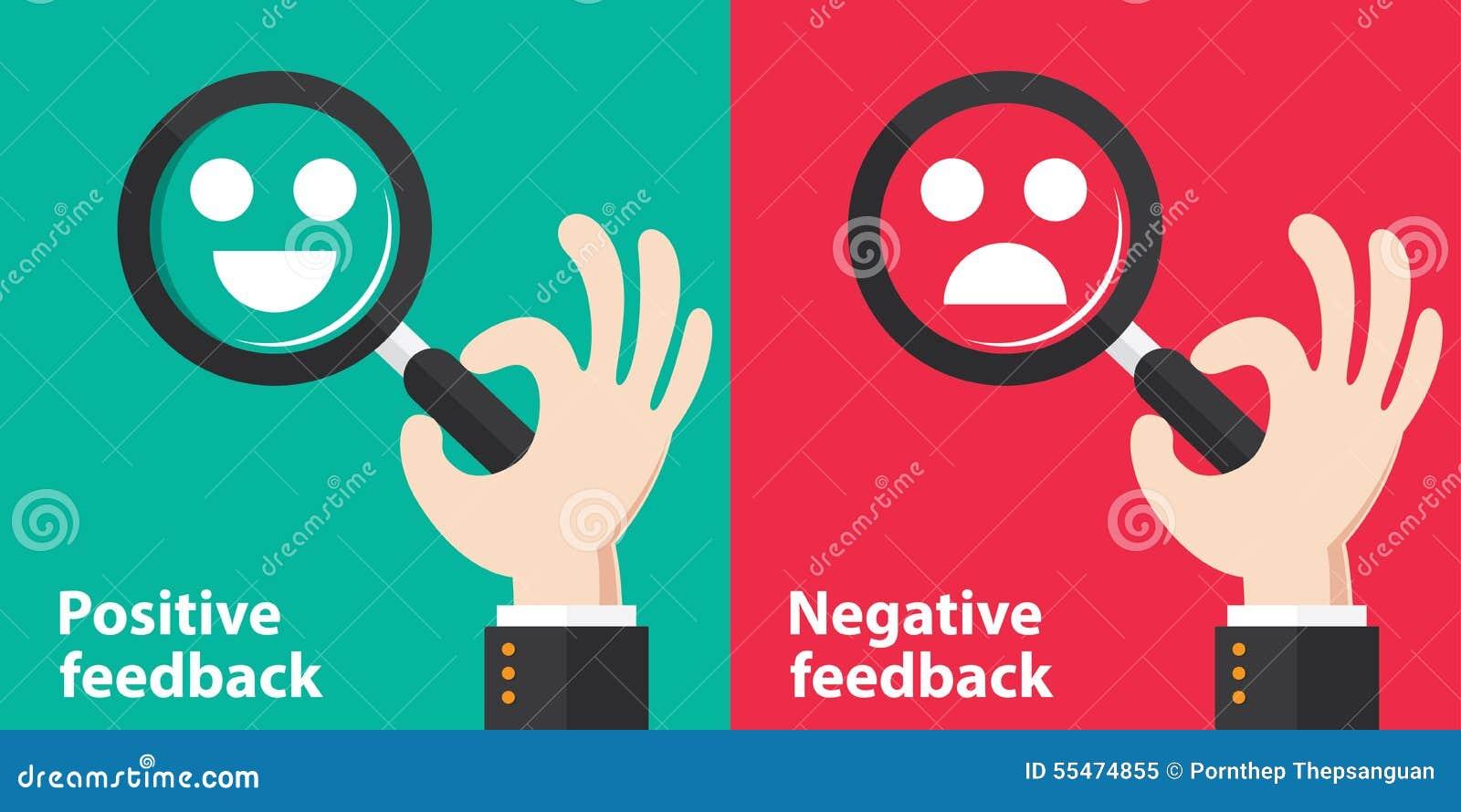 Positivo y voto negativo