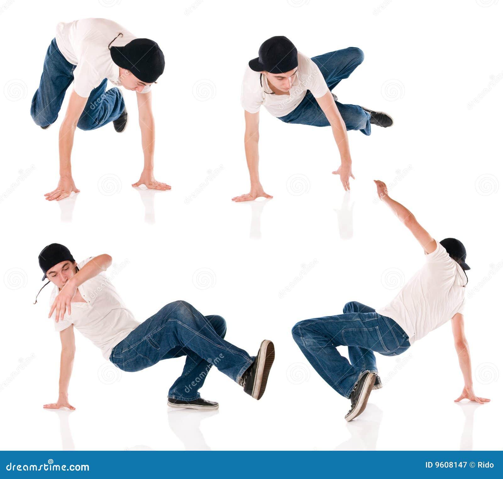 Posizioni di Breakdancing