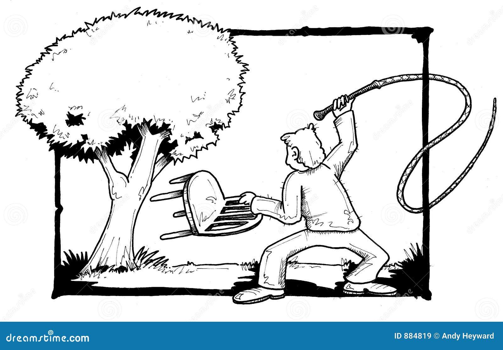 Poskromicielki drzewo
