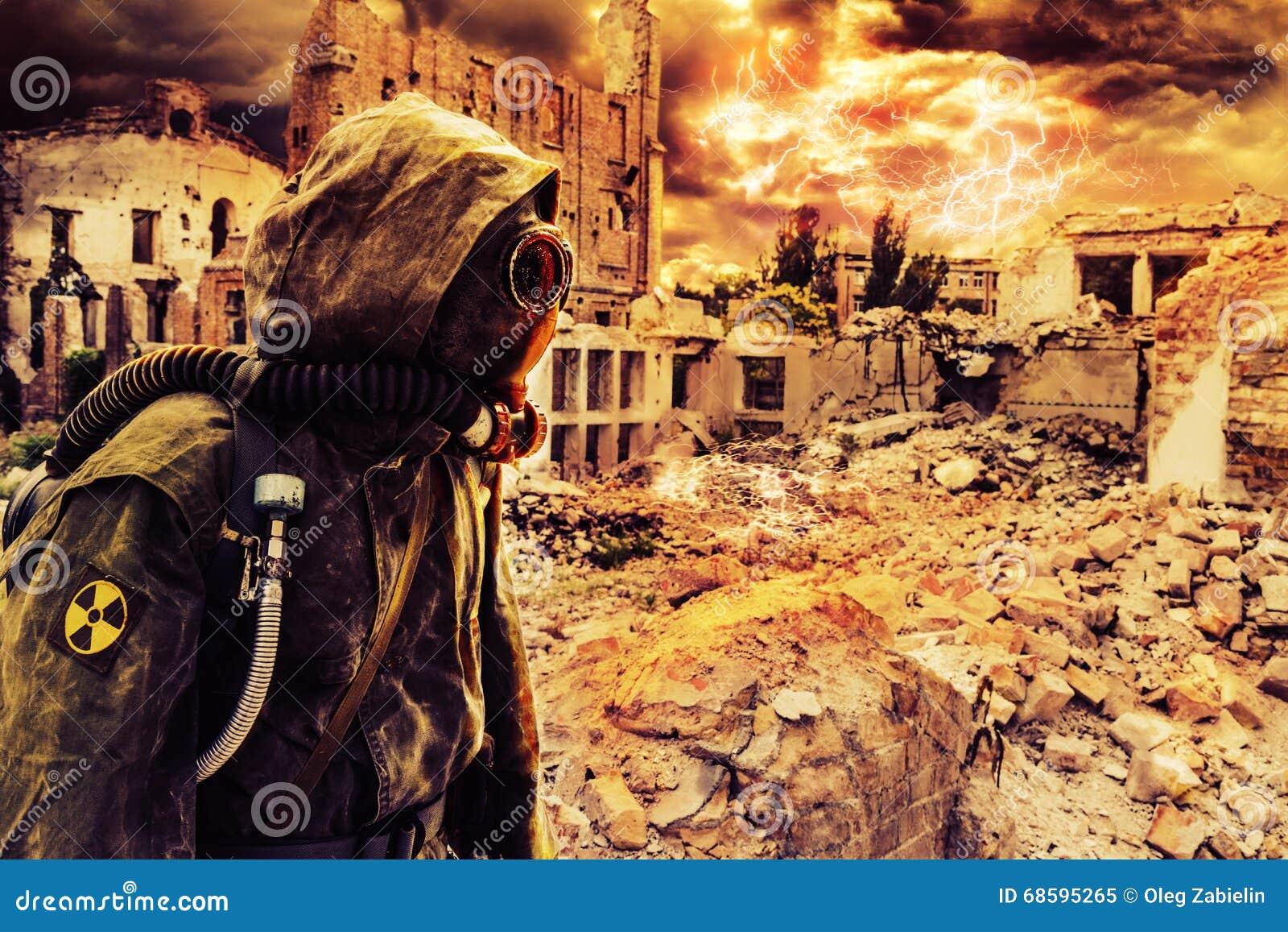 Post apocalypse sole survivor