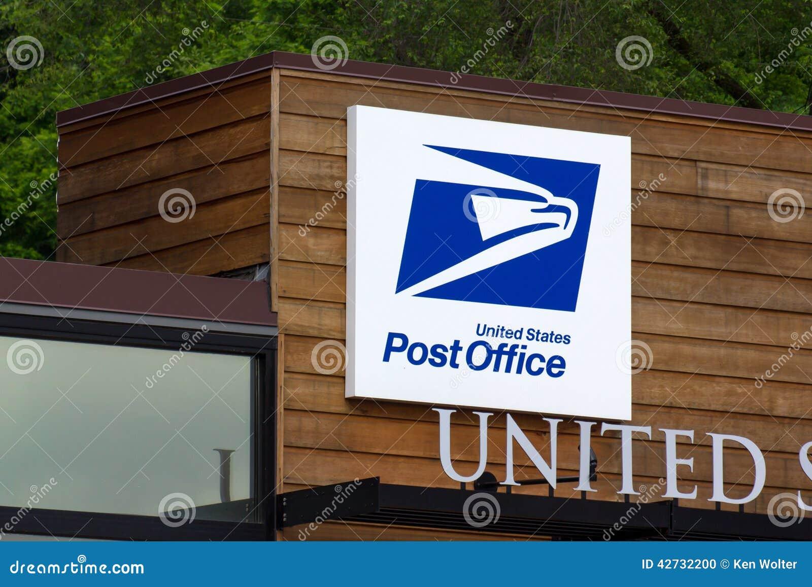 Post-Gebäude Vereinigter Staaten
