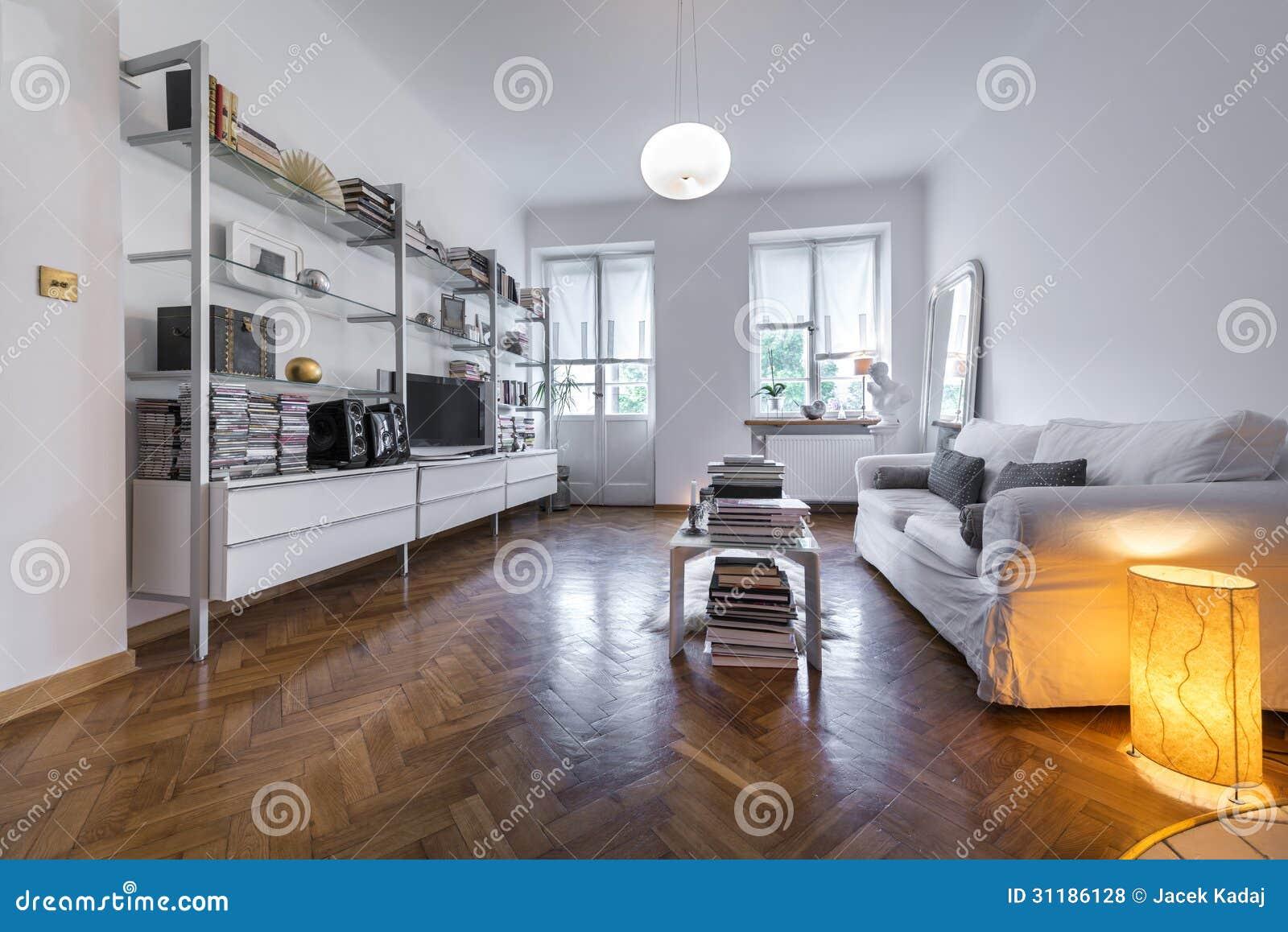 Post Modern Interior Design Interior Royalty Free Stock