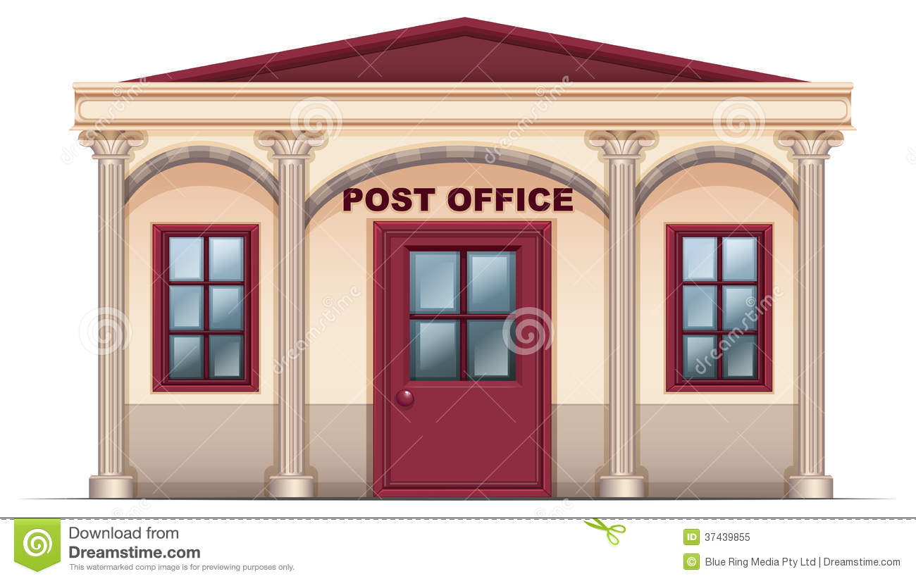 Post Office Royalty Free Stock Photo - Image: 37439855