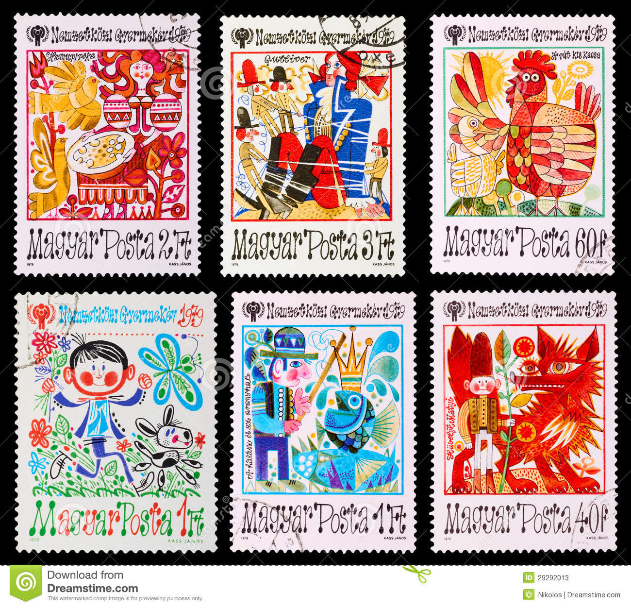 Postage Stamp Editorial Stock Photo Image Of Post Paper 29292013