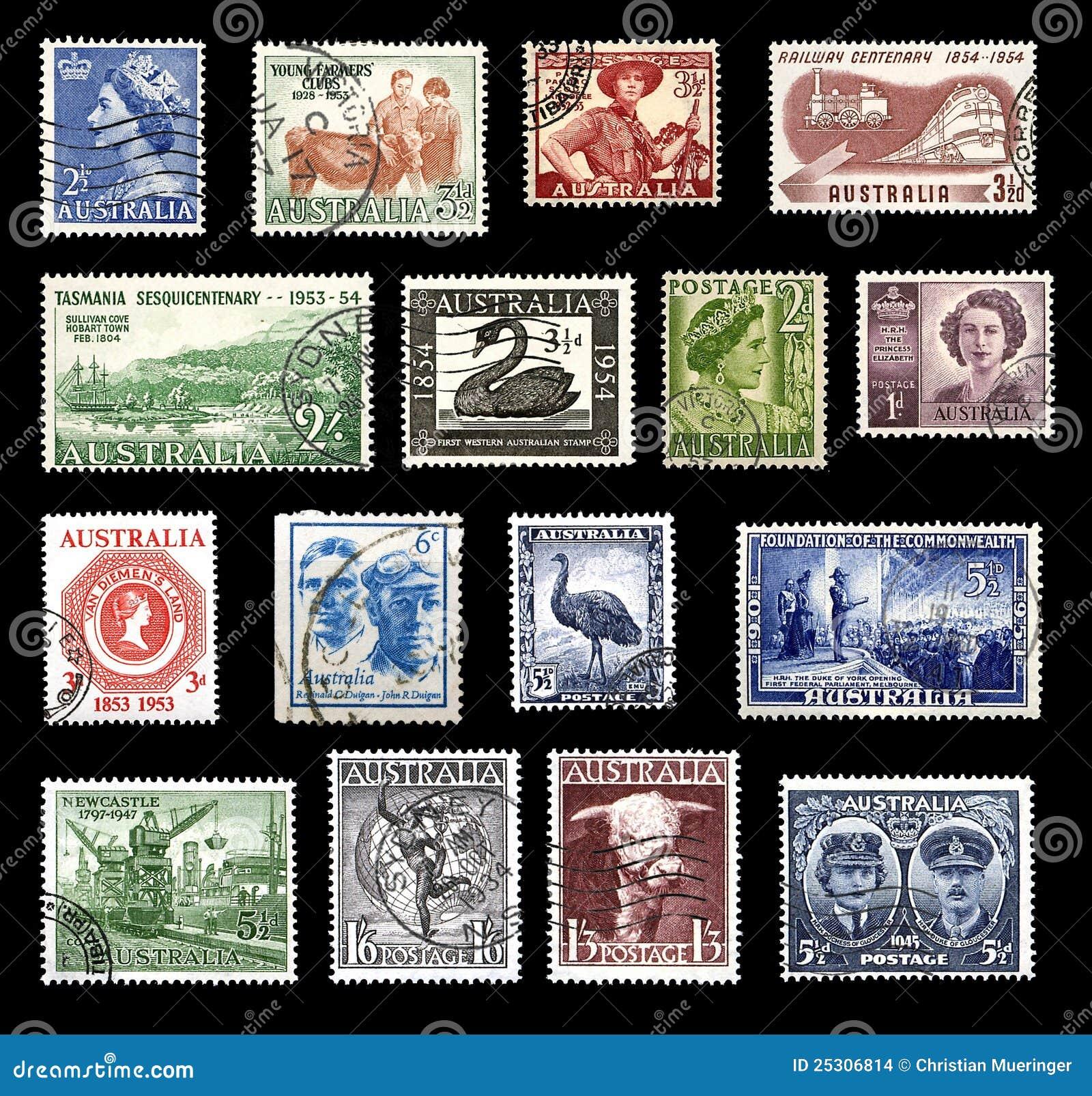 stamp collectors sydney australia time - photo#1