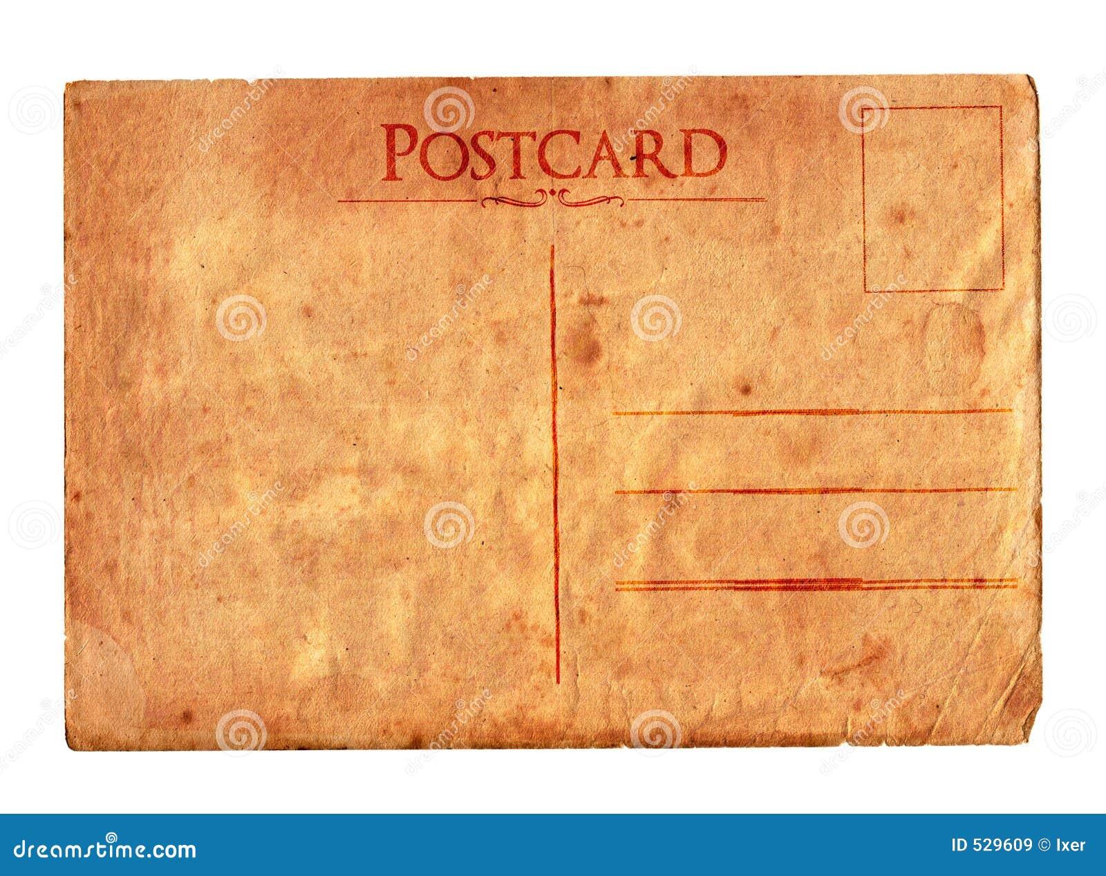 Postal 01 de la vendimia