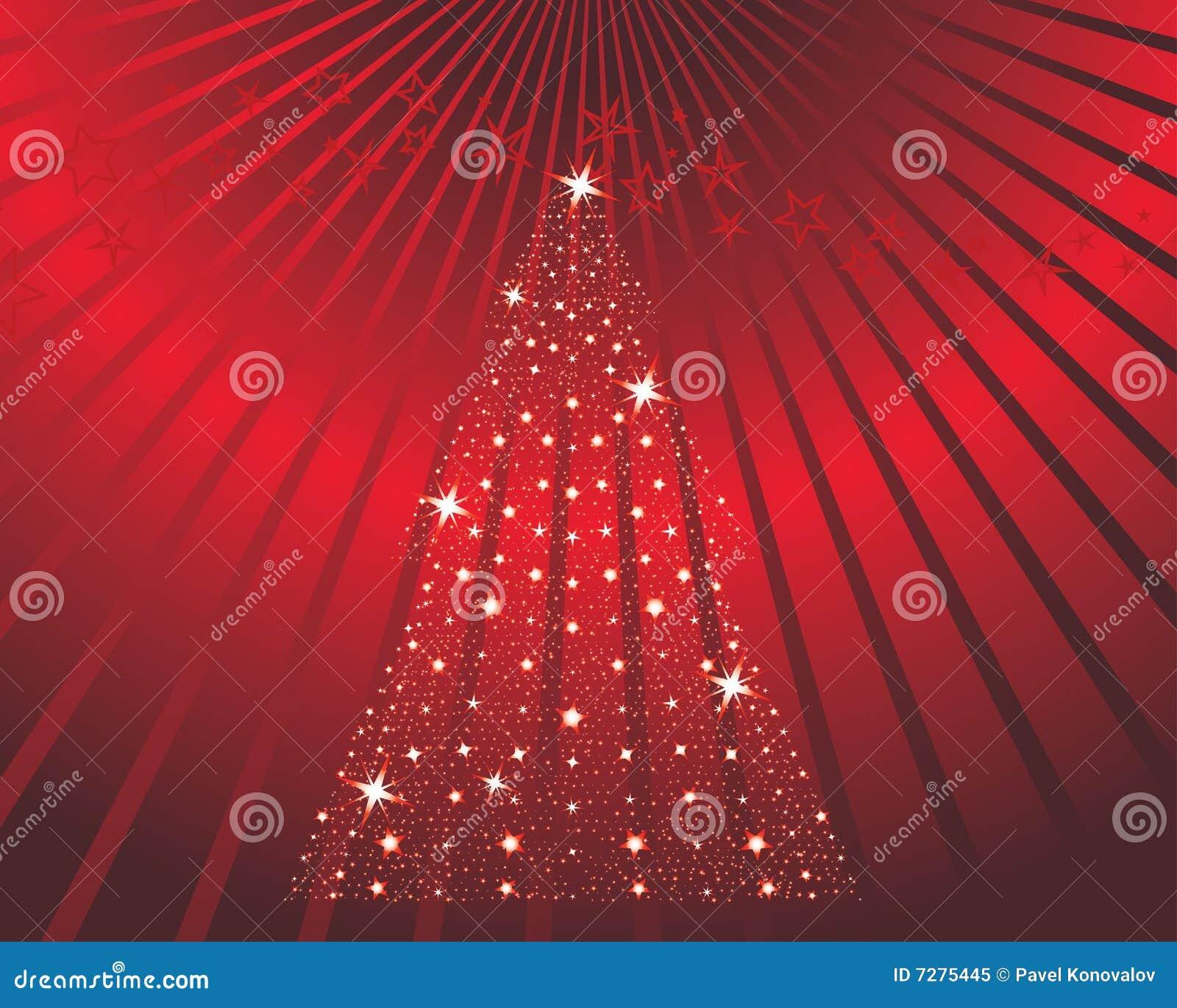 Postal de la Navidad