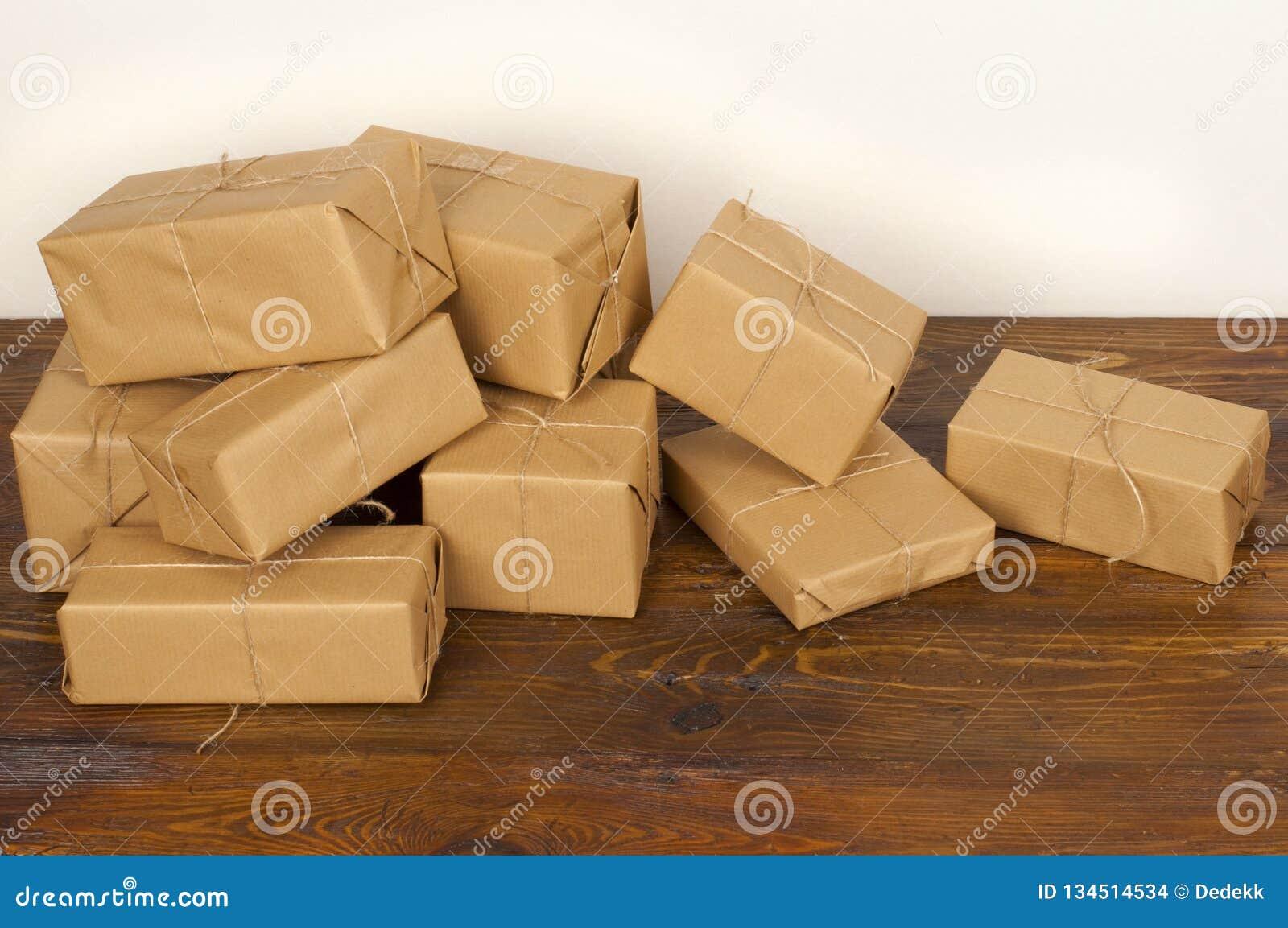 Postal parcels
