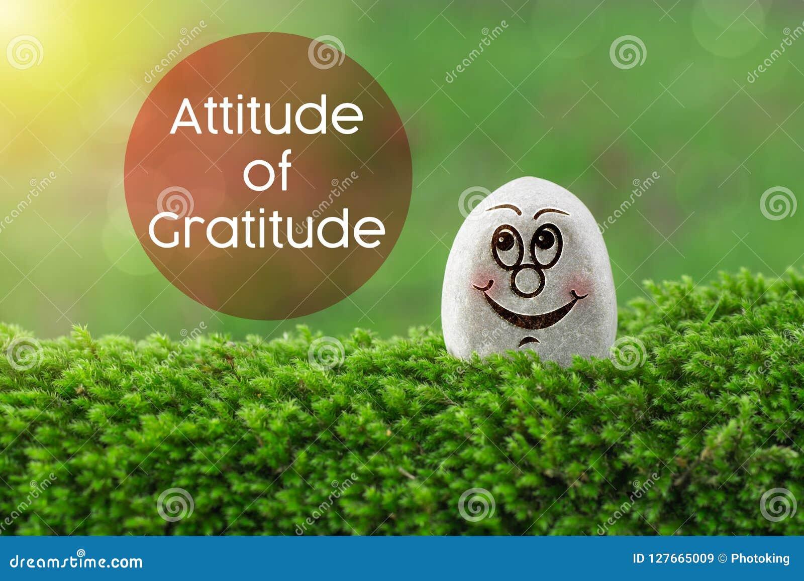 Postawa wdzięczność