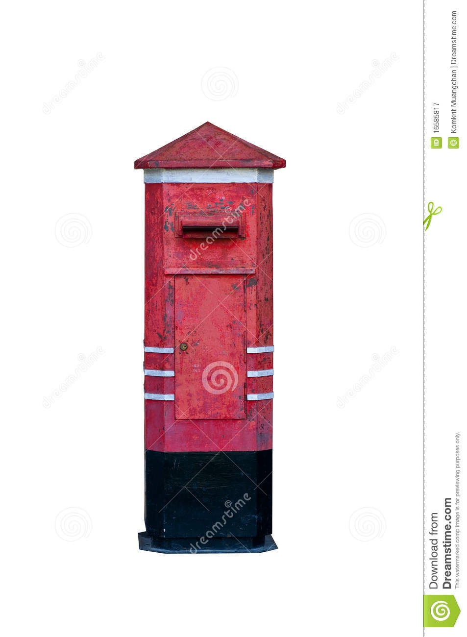 Postbox Royalty Free Stock Photography - Image: 16585817: dreamstime.com/royalty-free-stock-photography-postbox-image16585817