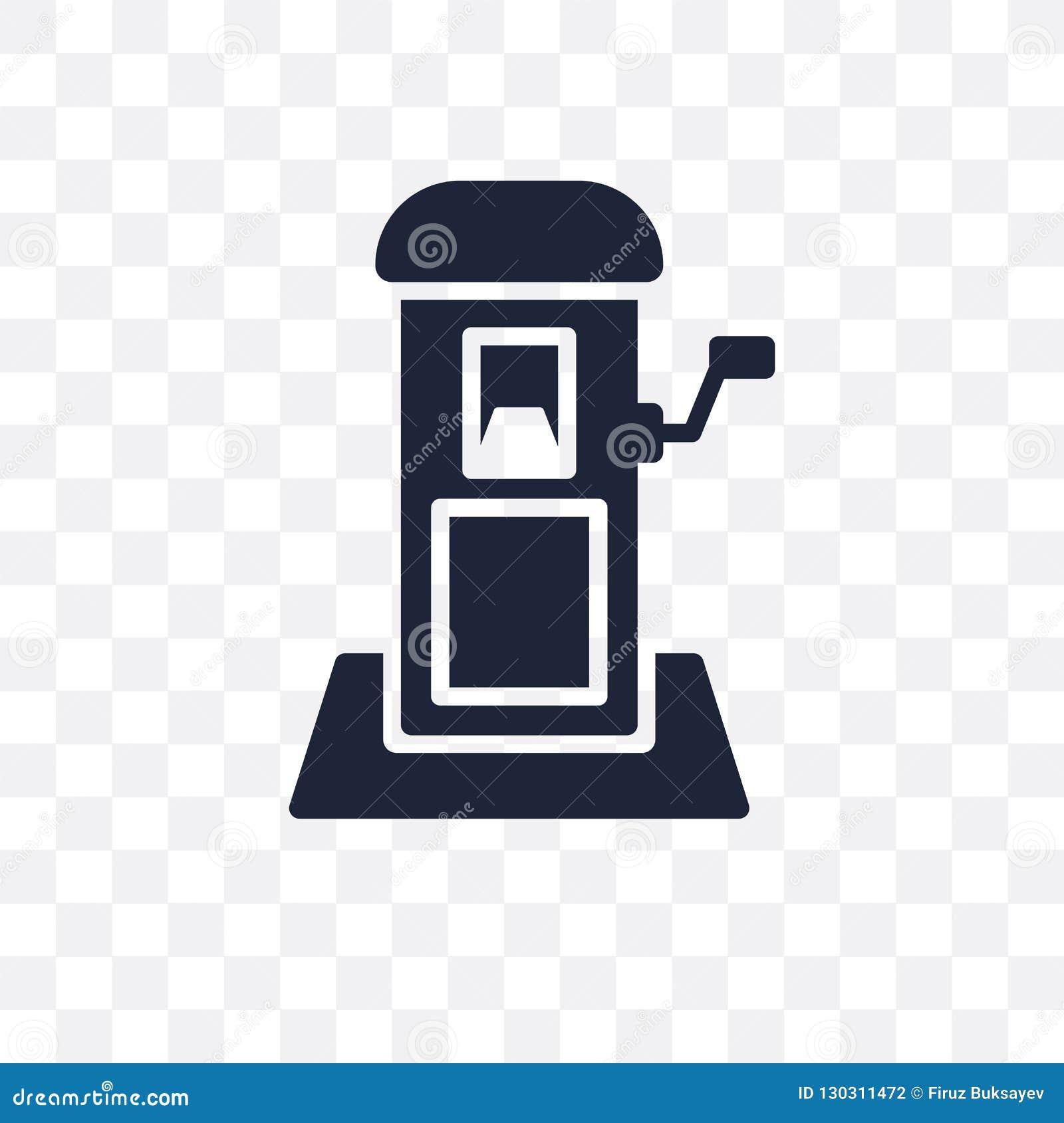 Postbox przejrzysta ikona Postbox symbolu projekt od dostawy
