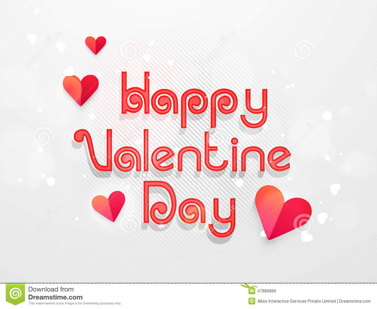 royalty free stock photo - Valentine Poster