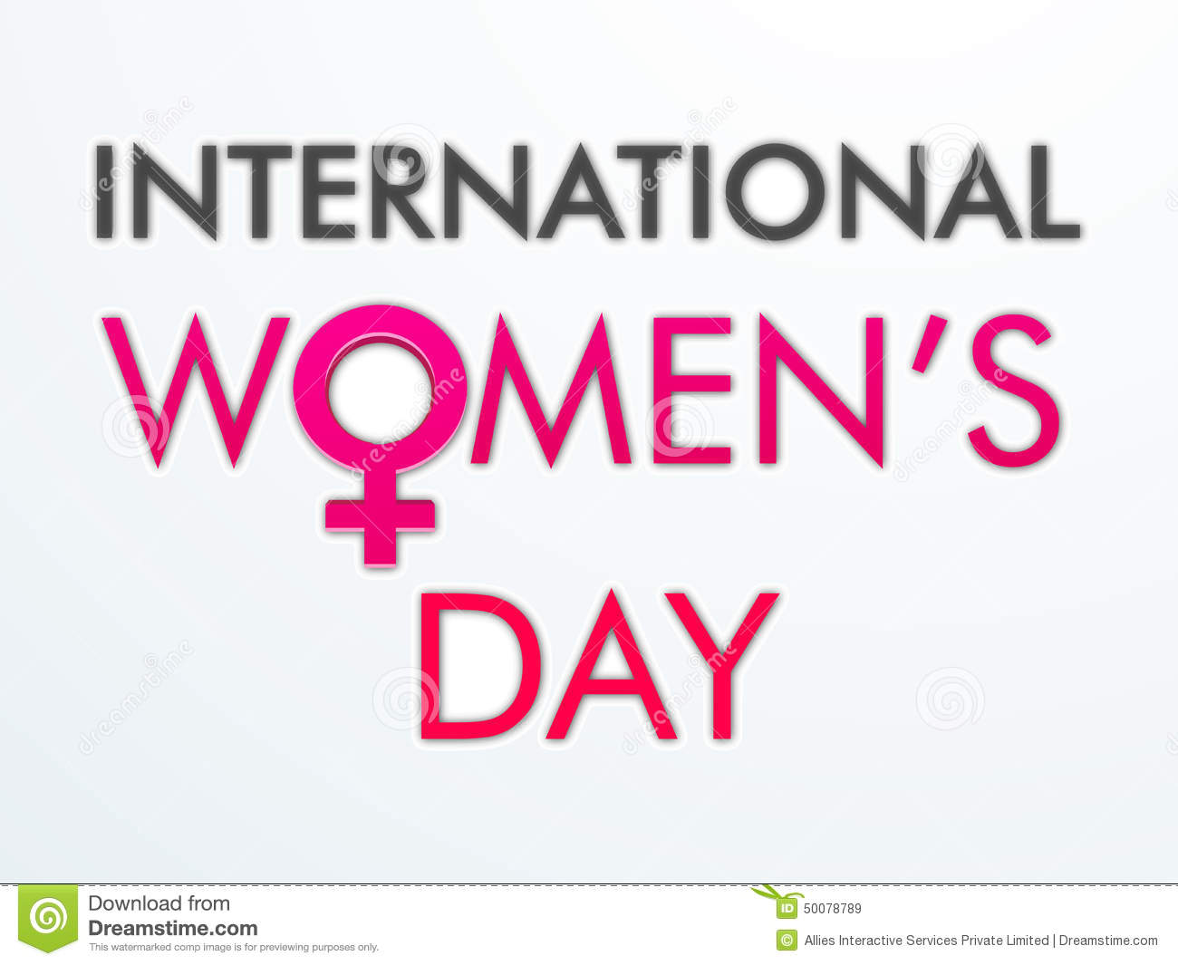 international womens day research International women's status and rights  the institute for women's policy research conducts and communicates research to inspire dialog, shape policy, and.