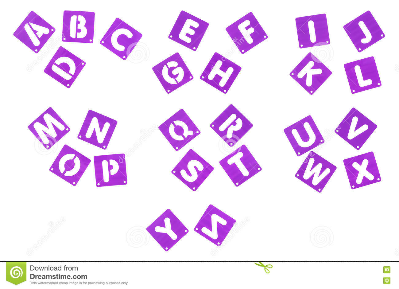 poster board stencil templates alphabet stock photo image of