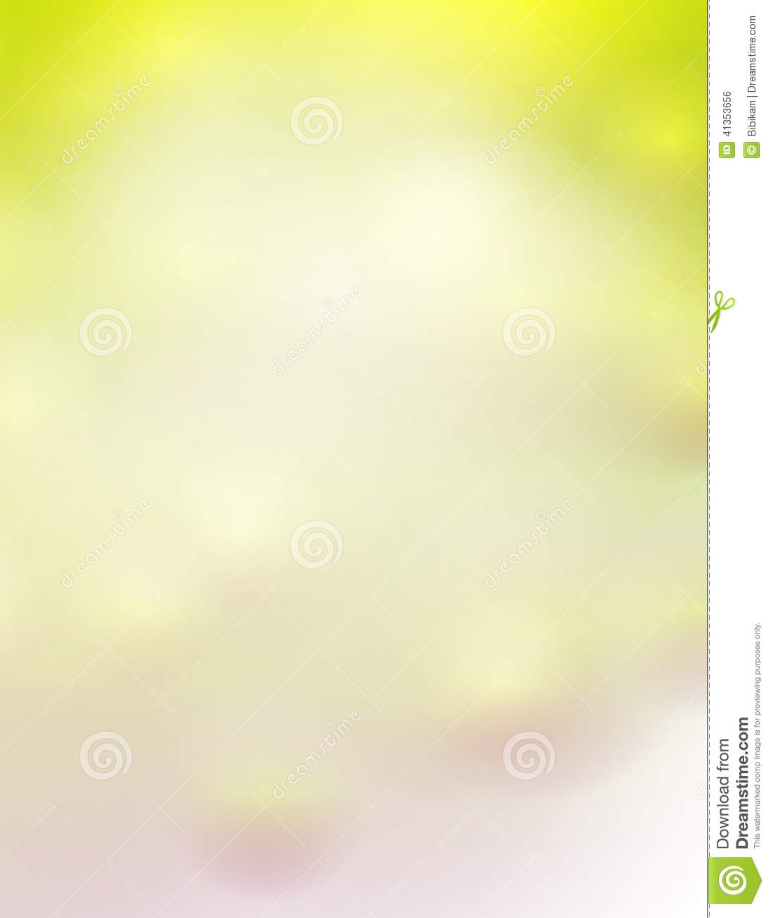 Poster Design Template Background Stock Vector Image