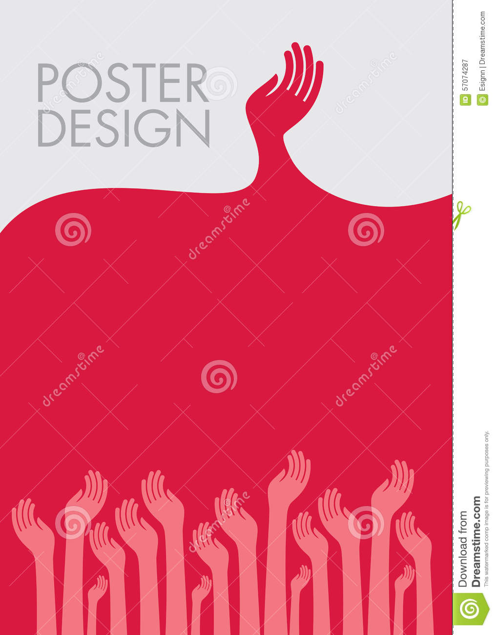 Poster design for youth - Design Illustration Poster Vector Youth