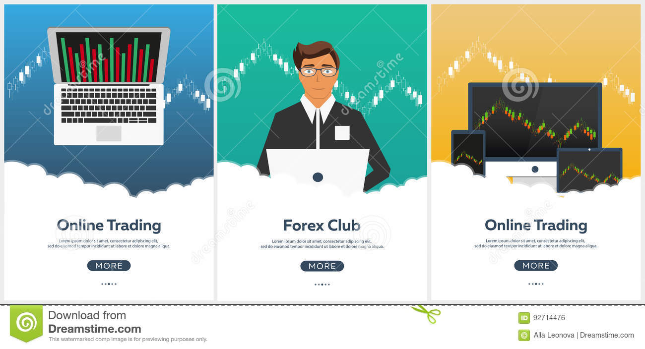 Poster Forex Trading  Forex Online, Online Trading  Stock