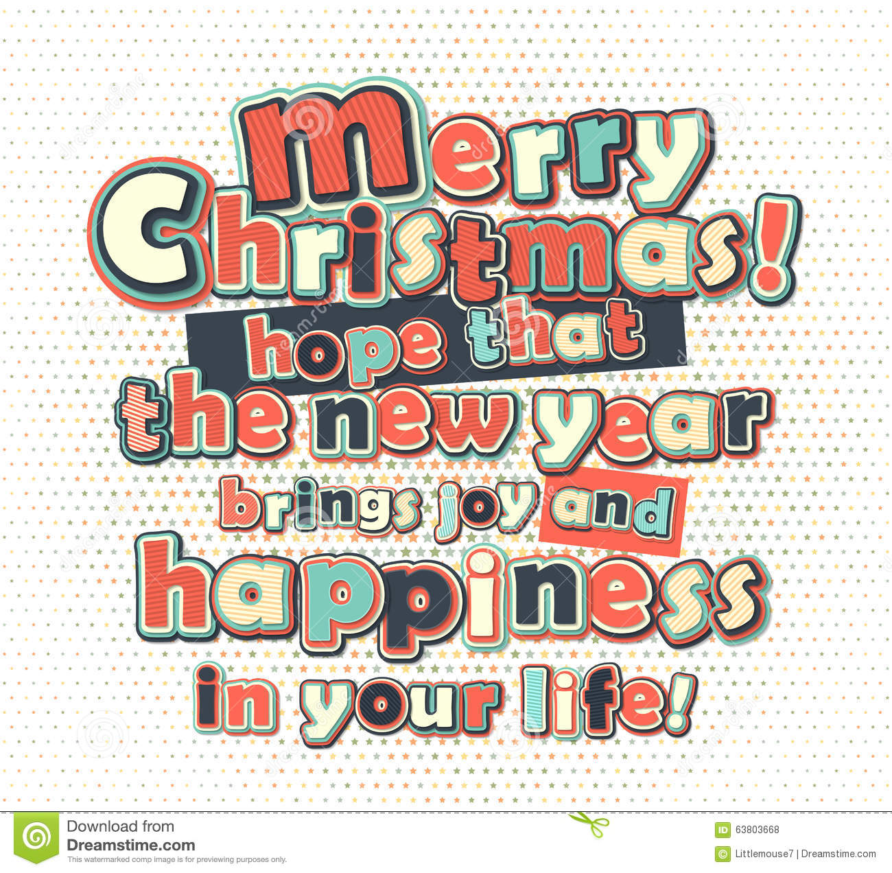 Poster with lettering greetings merry christmas happy new year poster with lettering greetings merry christmas happy new year alphabetical symbol kristyandbryce Choice Image