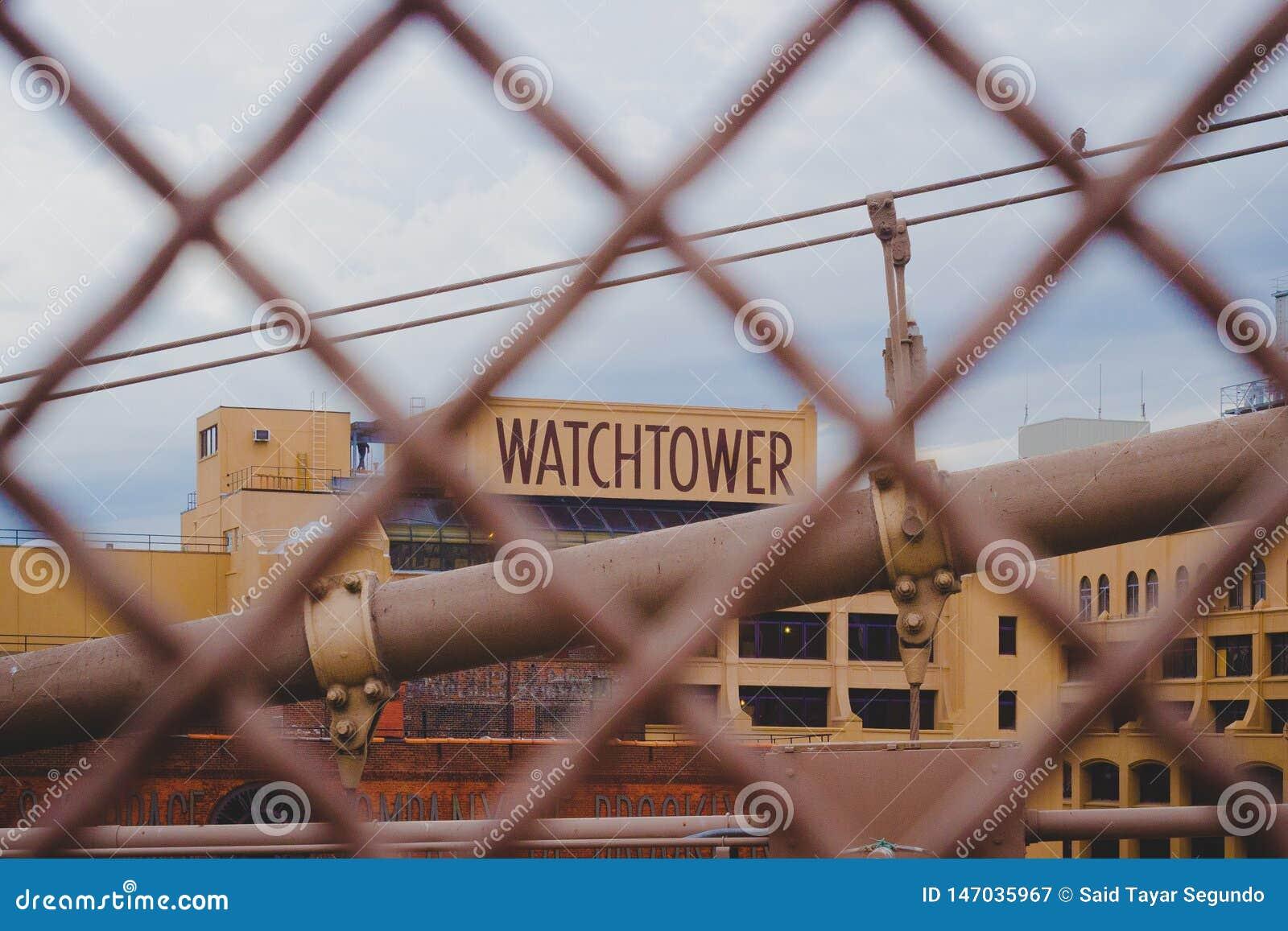 Posto di guardia - Jehovahs testimonia il precedente quartiere generale