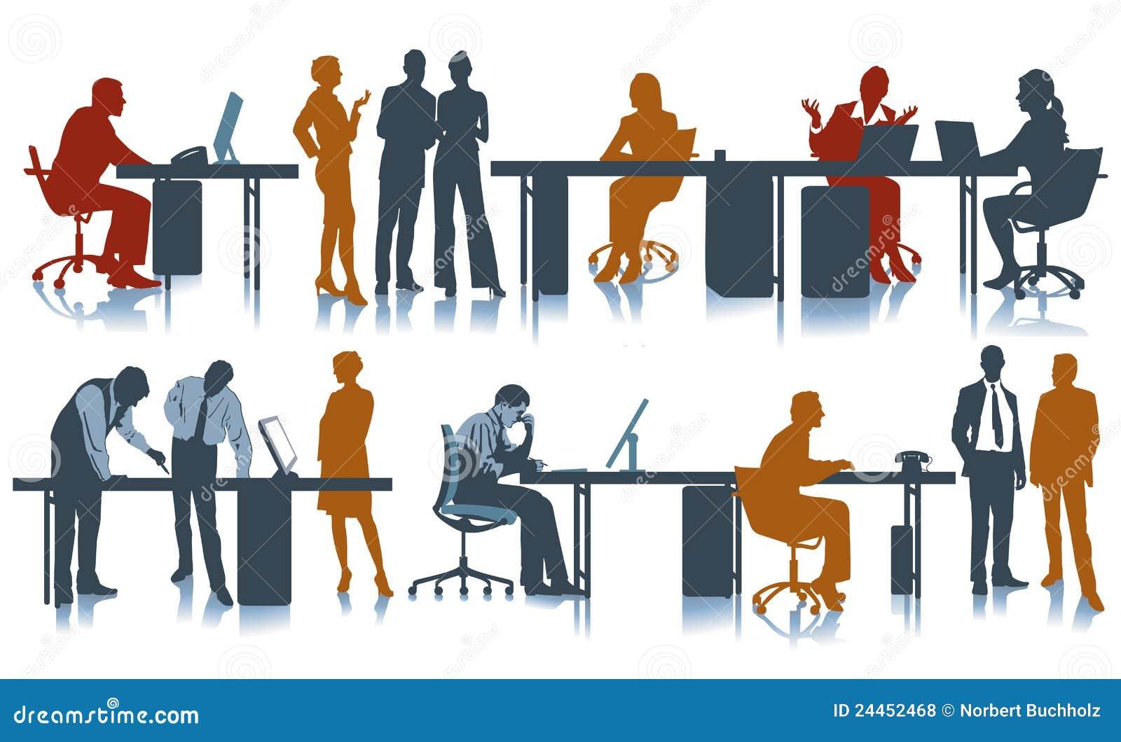 Posto di lavoro dell ufficio