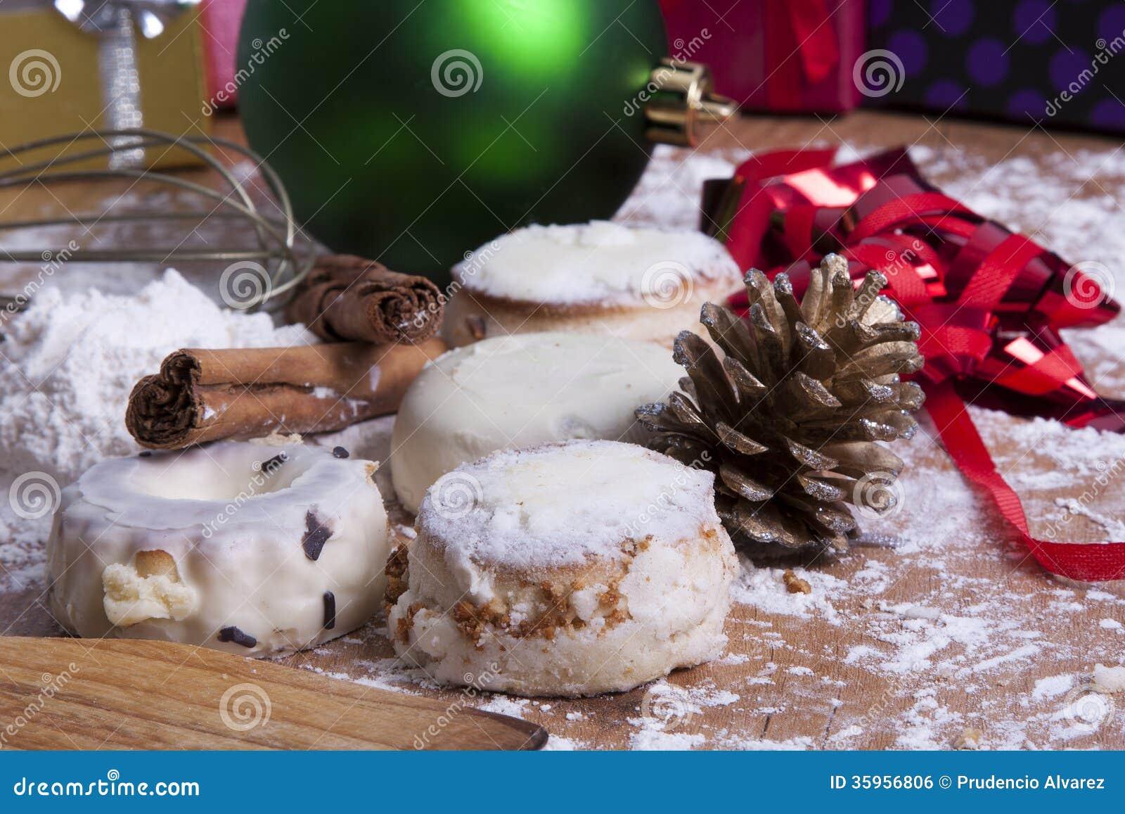 Postre de la Navidad