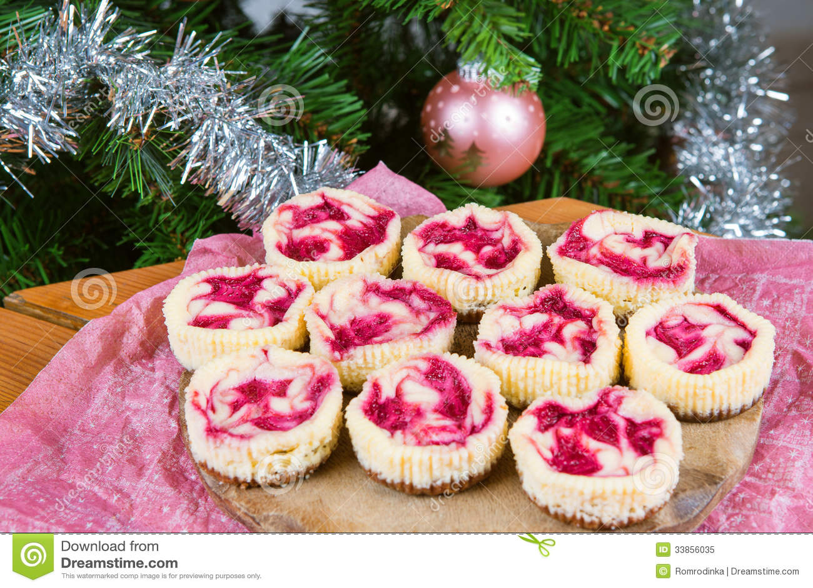 frambuesa mollete navidad pasteles