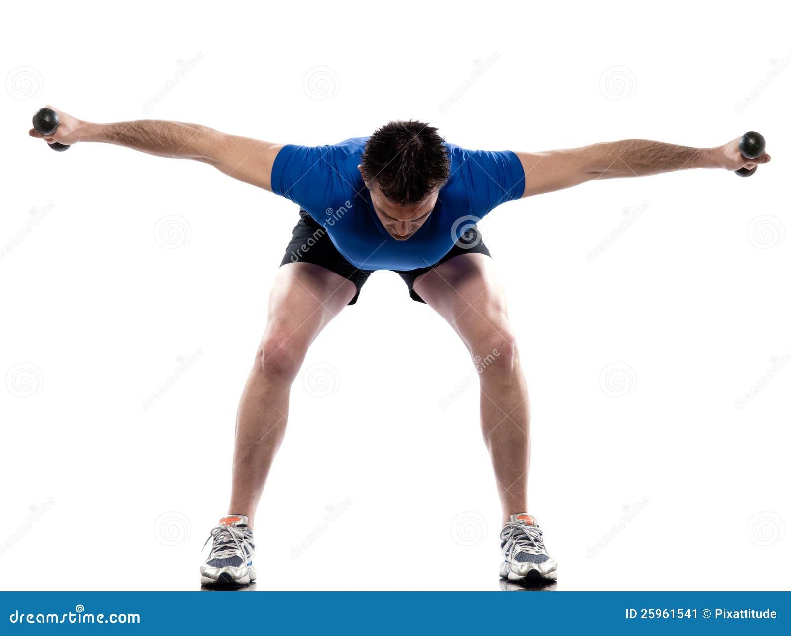 Postura del entrenamiento