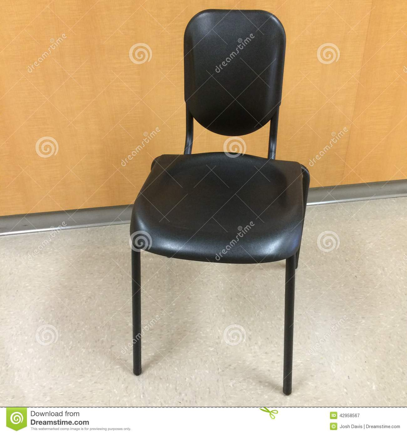 Posture chair used in band or orchestra stock photo image 42958567