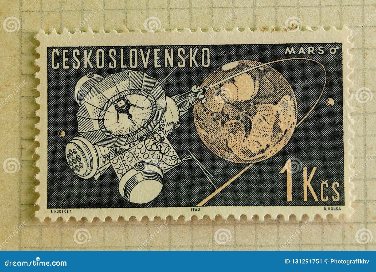 Postzegels van verschillende landen en tijden Achtergrond