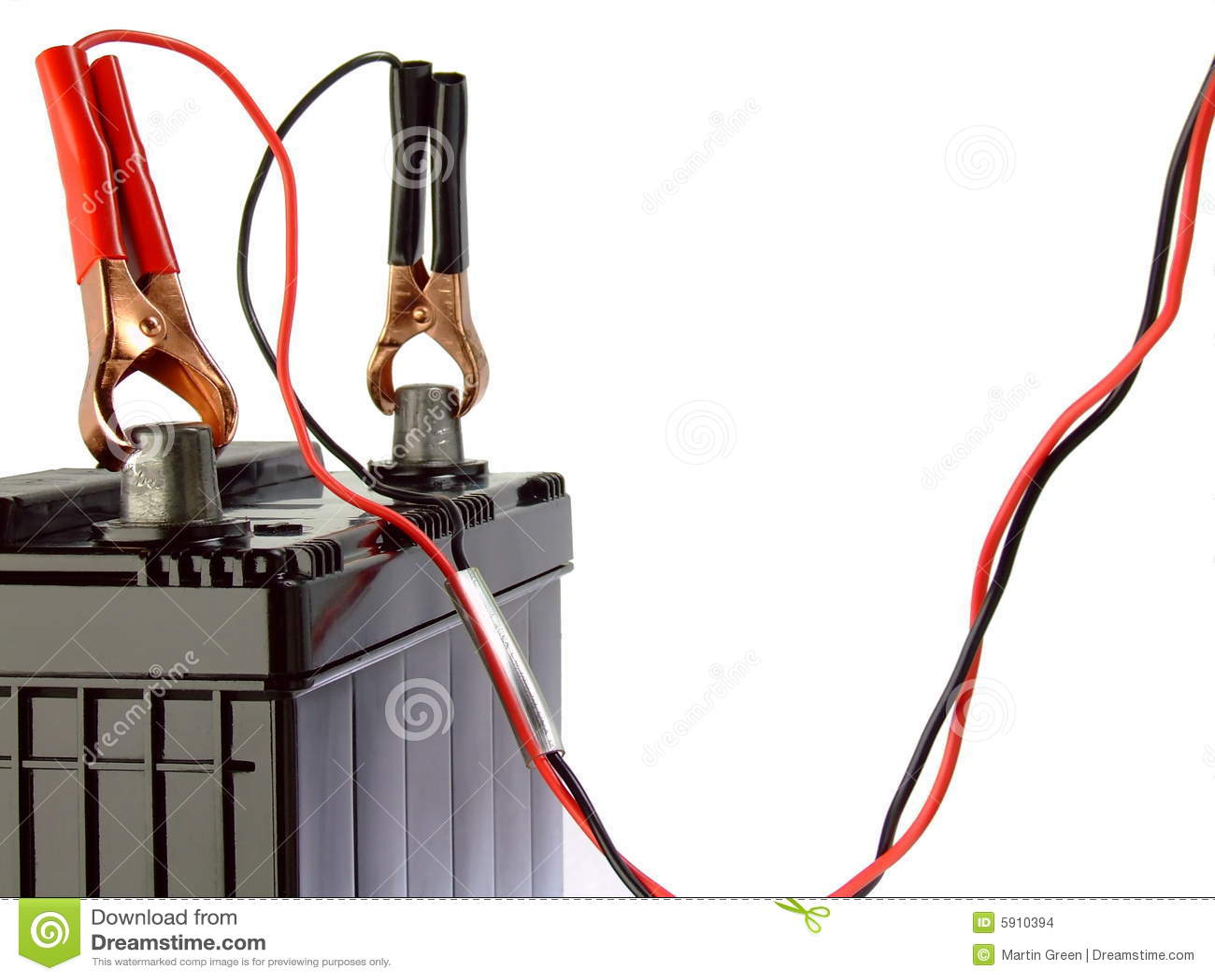 Potência de bateria